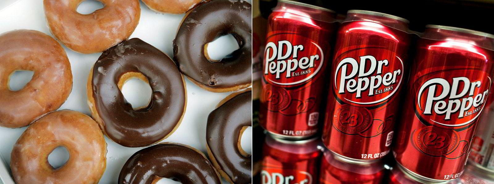 Reimann-familien eier flere store selskaper, blant annet doughnut-kjeden Krispy Kreme, brusprodusenten Dr. Pepper og hudpleiemerket Clearasil.