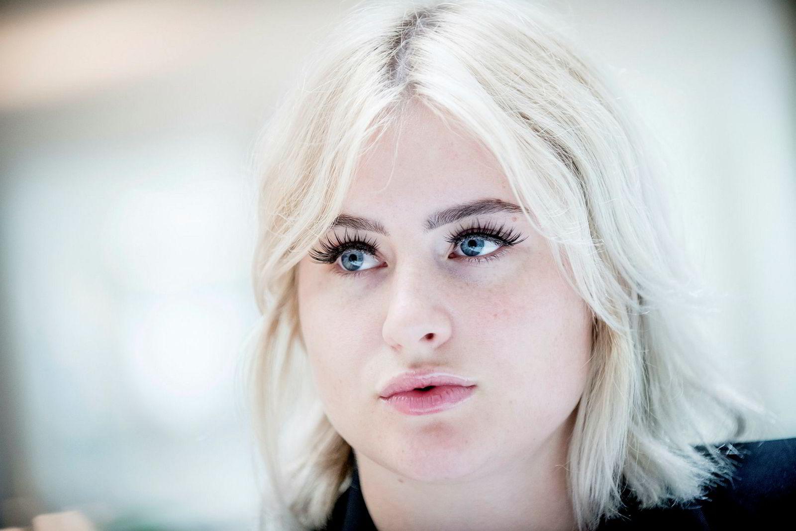 Katharina Andresen skal etter planen begynne i Innovasjon Norge på torsdag.