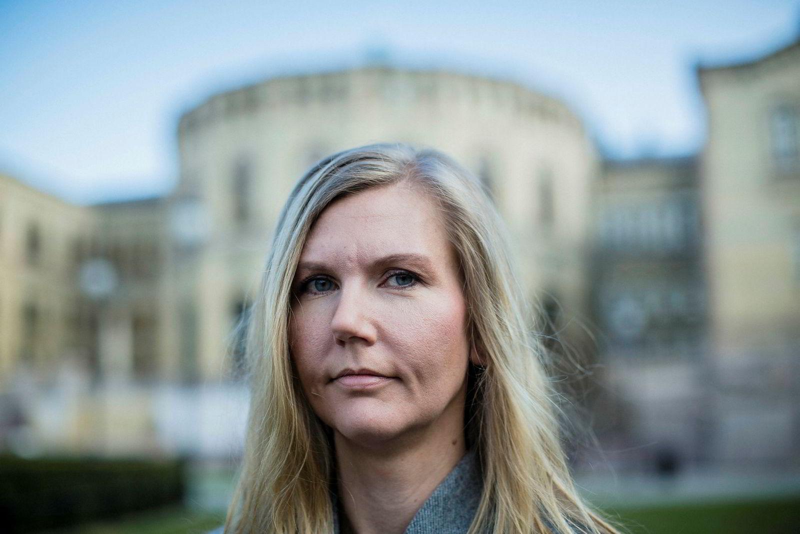 Marianne Marthinsen,Arbeiderpartiets finanspolitiske talsperson.