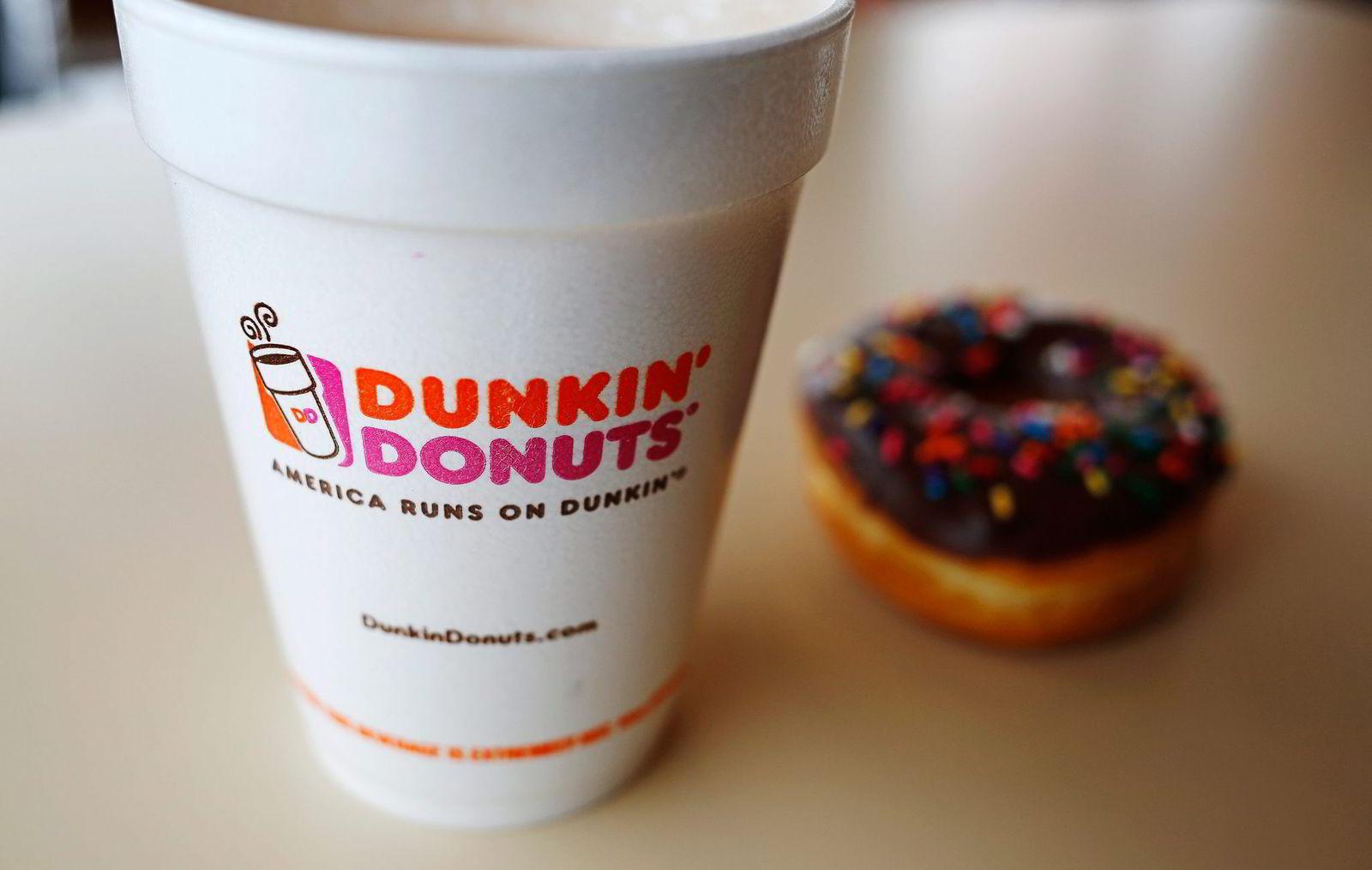Dunkin Donuts er sammen med Starbucks i toppsjiktet blant de største amerikanske kaffekjedene. Menyen og tilbudet vil tilpasses det lokale markedet når de kommer til Norge, ifølge kjedeledelsen.