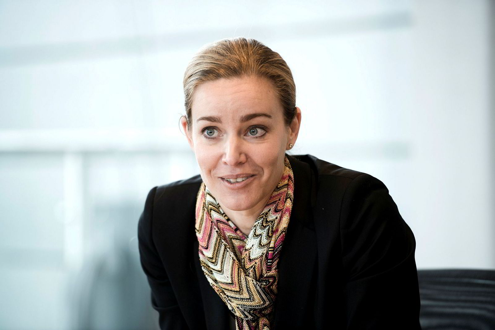 Finansdirektør Rebekka Glasser Herlofsen tar plass i Sats-styret.