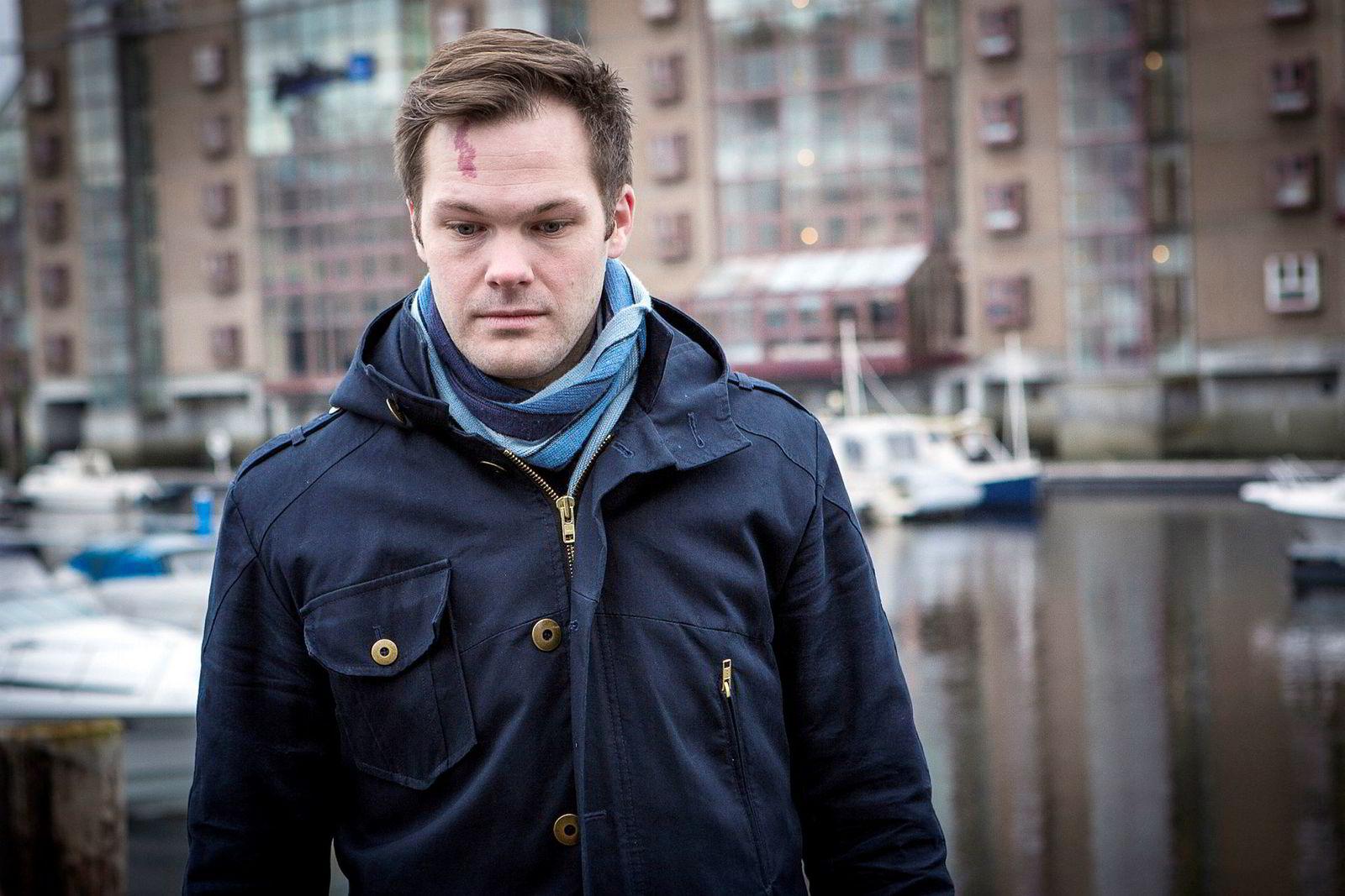 Roger Eriksen, daglig leder i Prora Eiendom. Bildet er fra 2012.