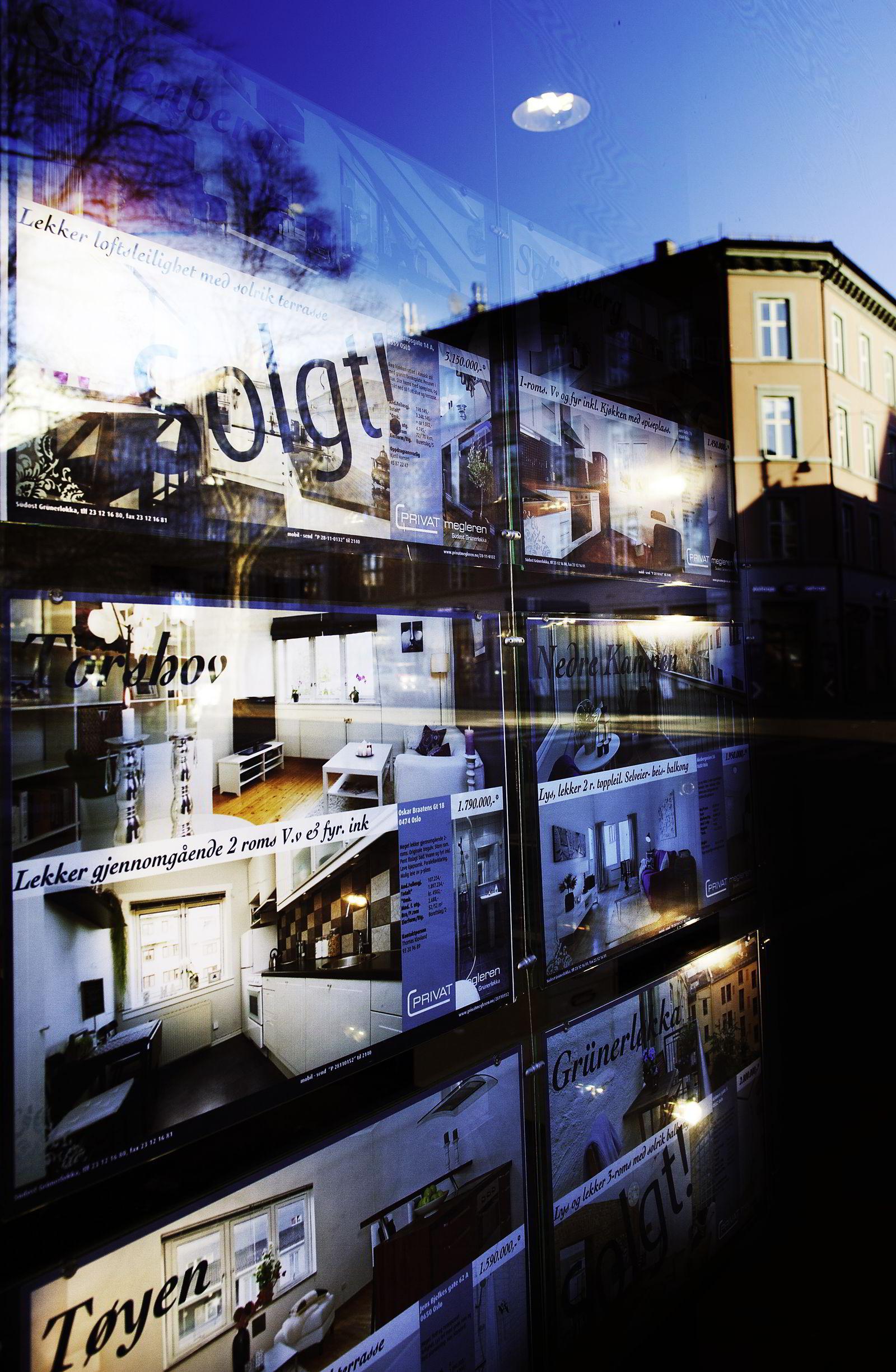 Kunnskapsminister Torbjørn Røe Isaksen tror eiendomsmegleryrket kan «forsvinne» som følge av økt robotisering. Foto: Linda Næsfeldt
