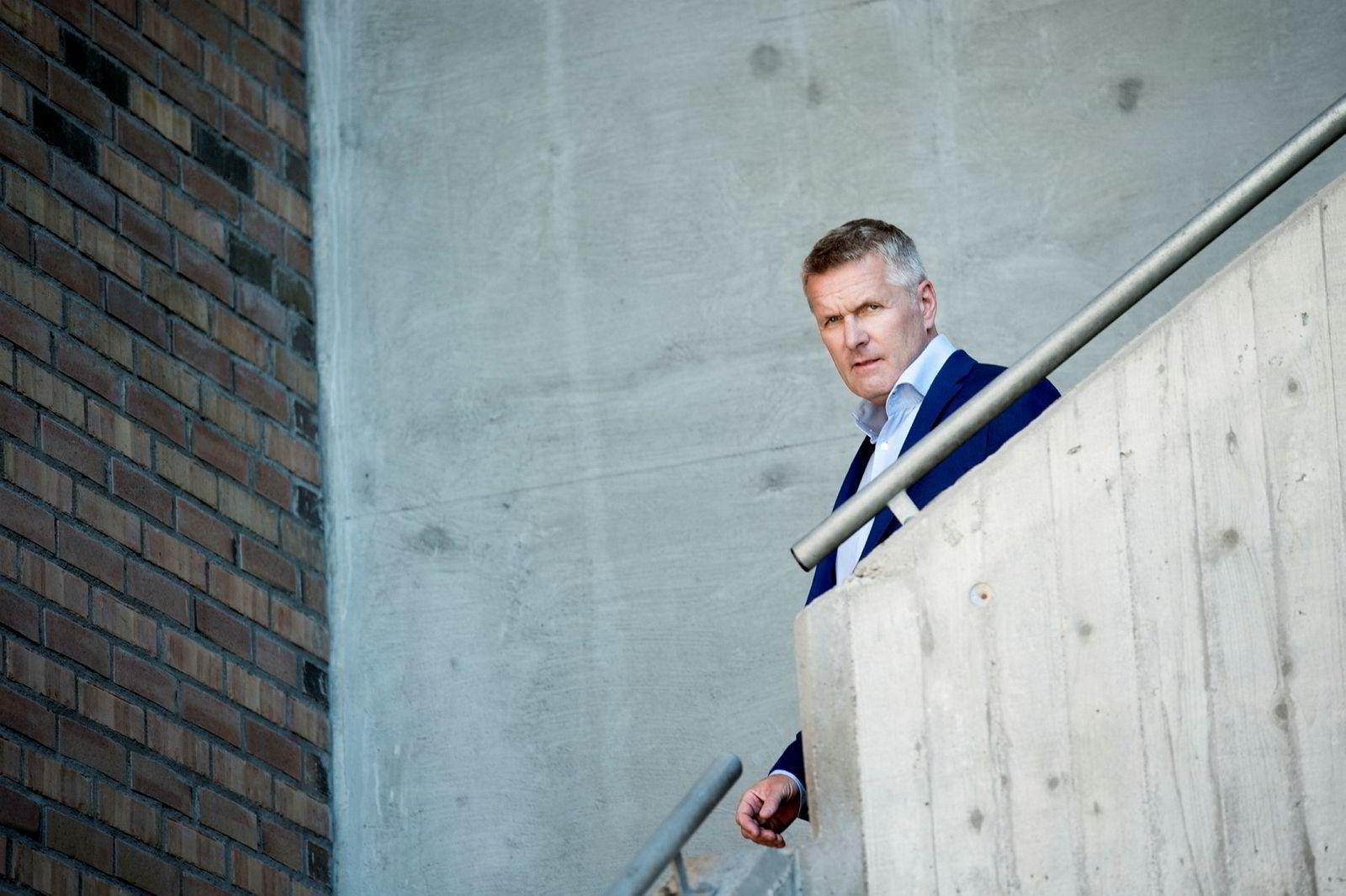 Telia-advokat Frode Lillebakken