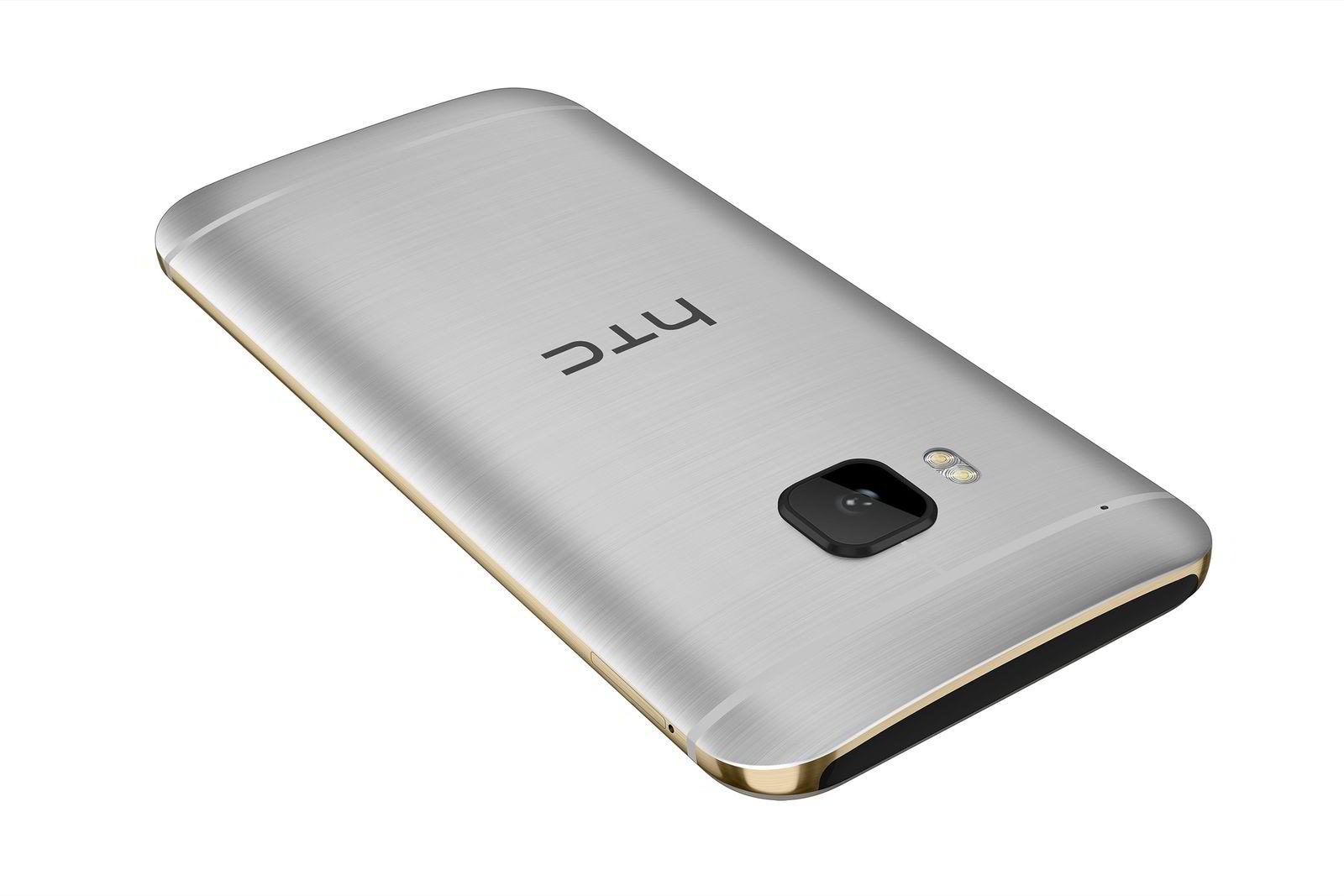 Selv om baksiden i børstet aluminium og karmen i polert kobberfinish er forskjellige ut er de ett og samme stykke metall. HTC har utviklet en metode for å lage to fargetoner ved hjelp av en ekstra runde anodisering.