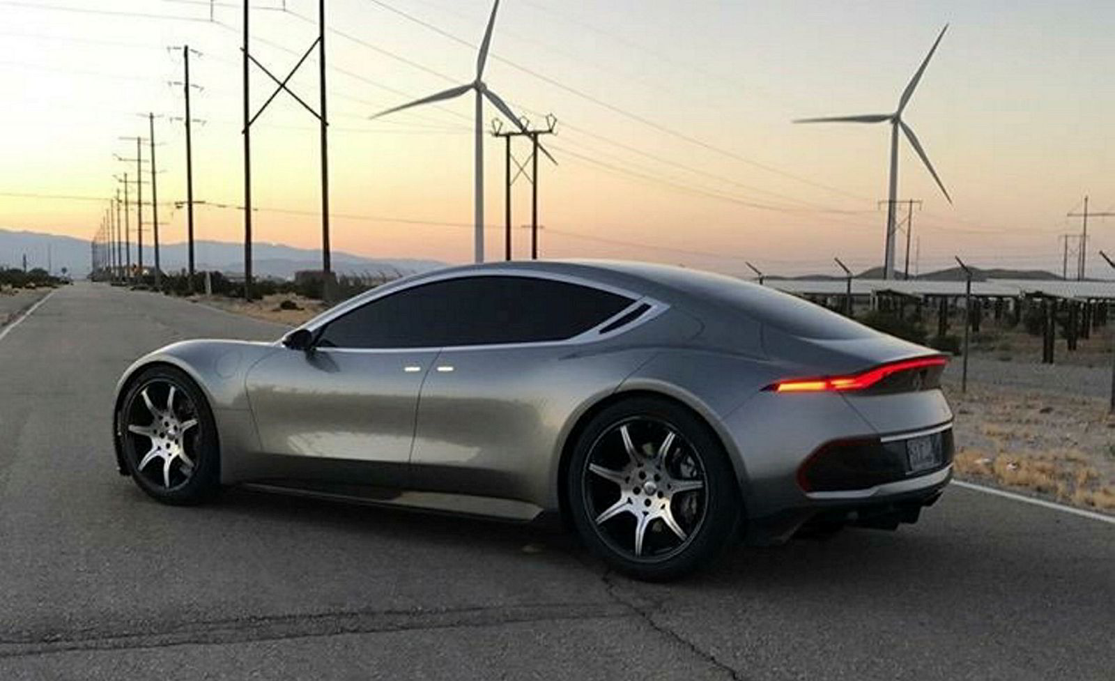 Fisker Emotion.