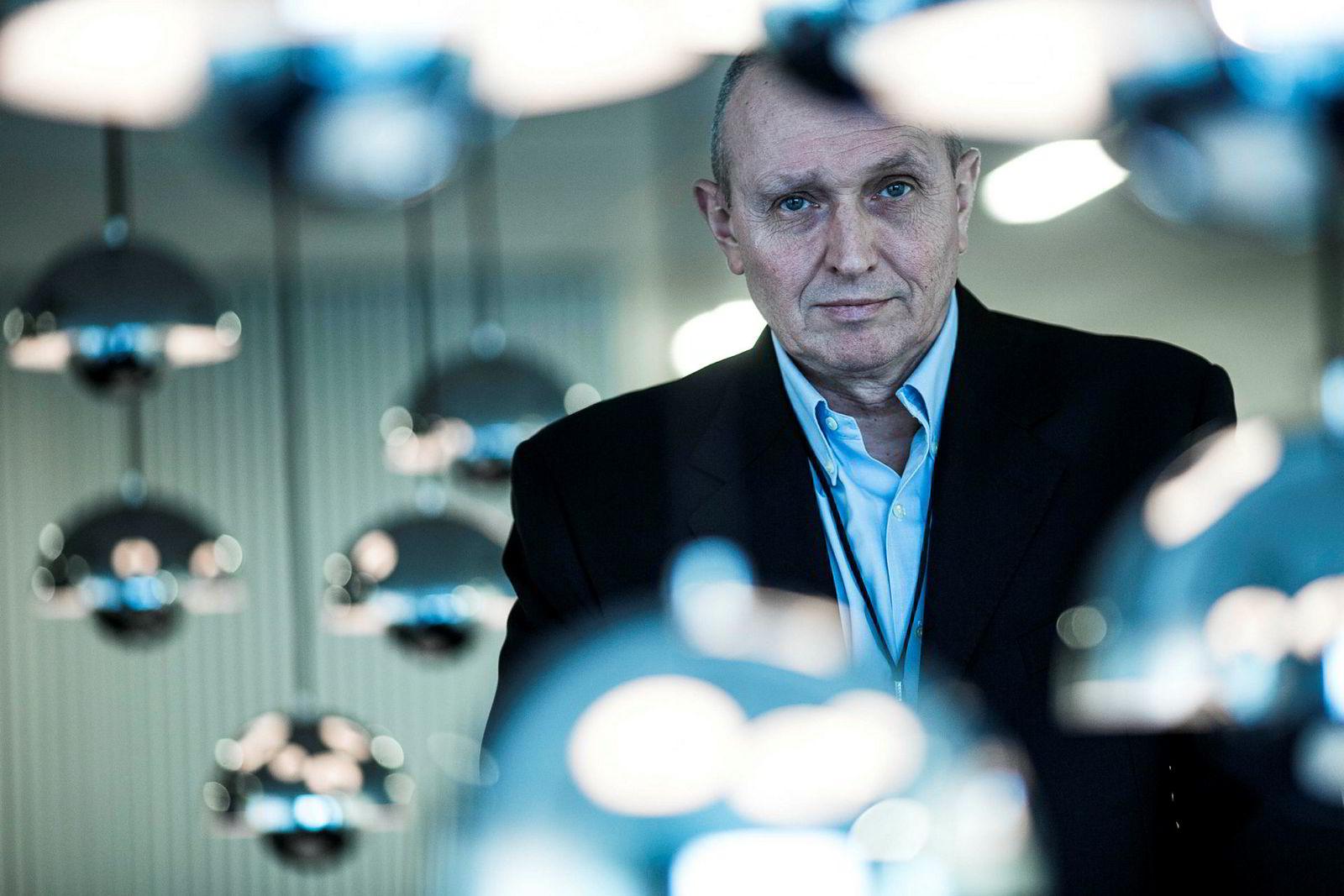 Kjell Grandhagen, tidligere etterretningssjef og nå spesialrådgiver i DNB.