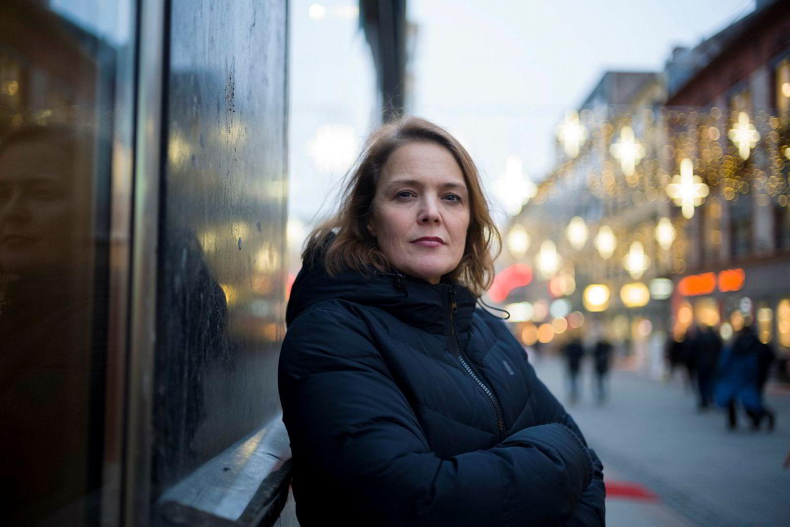Fungerende generalsekretær Pernille Huseby i Actis.