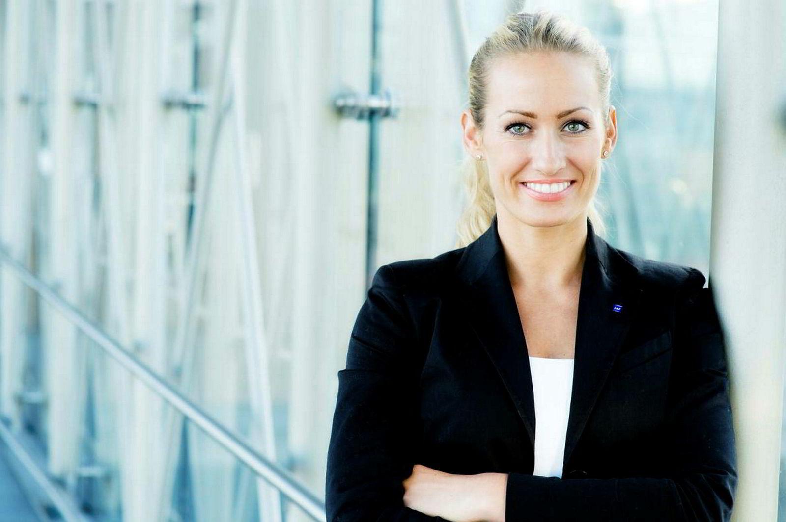 Marianne Orderud i SAS håper SAS Scholarship kan bidra til utvikling av enda flere ideer.