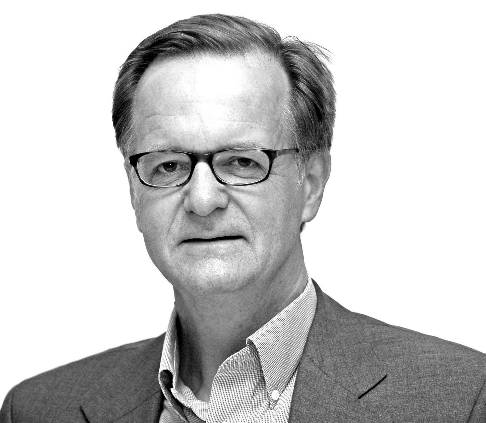 Thorvald Grung Moe, forsker ved Levy Economic Institute i New York.