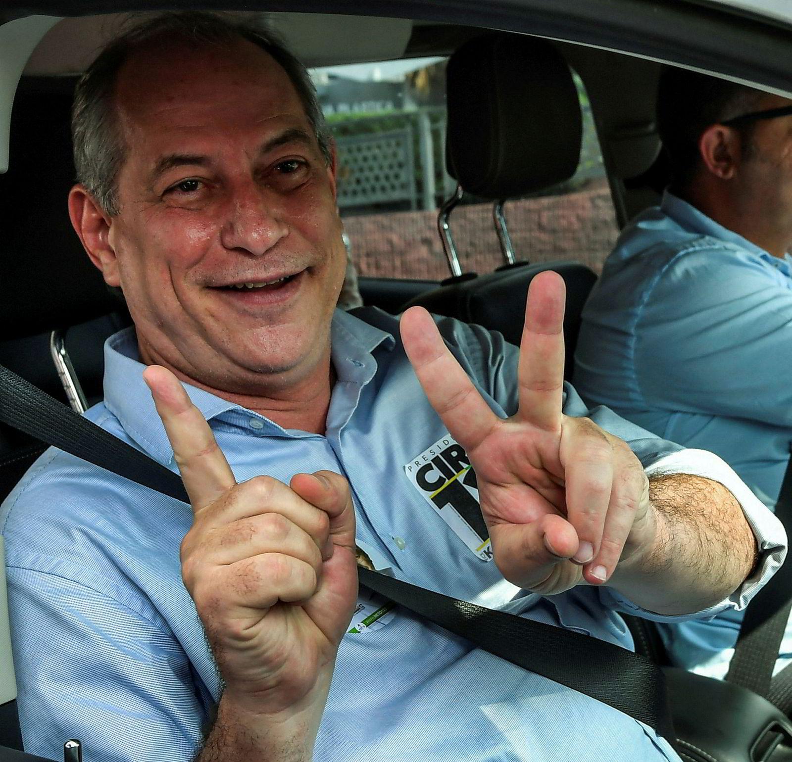 Ciro Gomes er den tredje kandidaten og «dark horse»