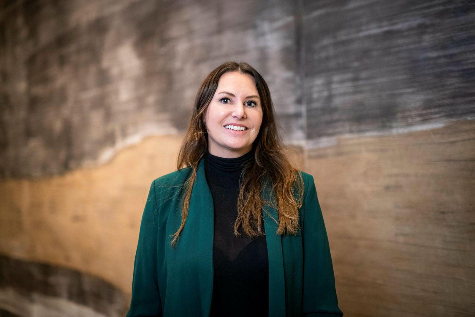 She-grunnlegger Heidi Aven vil ha flere selskaper med i indeksen, så man kan spore endringer over tid.