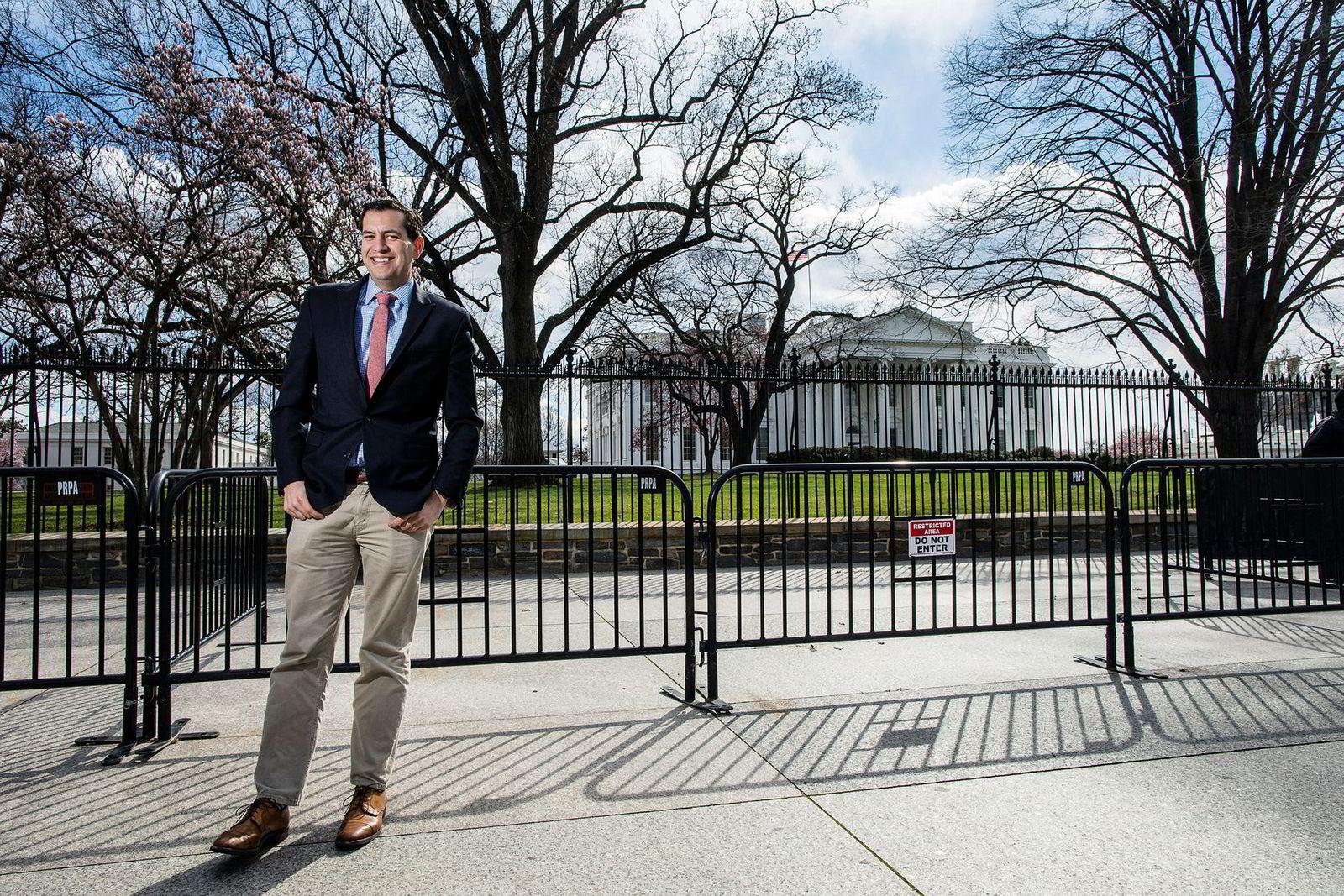 Zeke Miller i Time Magazine har vært reporter i Det hvite de siste fire og et halvt årene. Han ser både positive og negative sider ved endringene presidentskiftet har ført med seg.