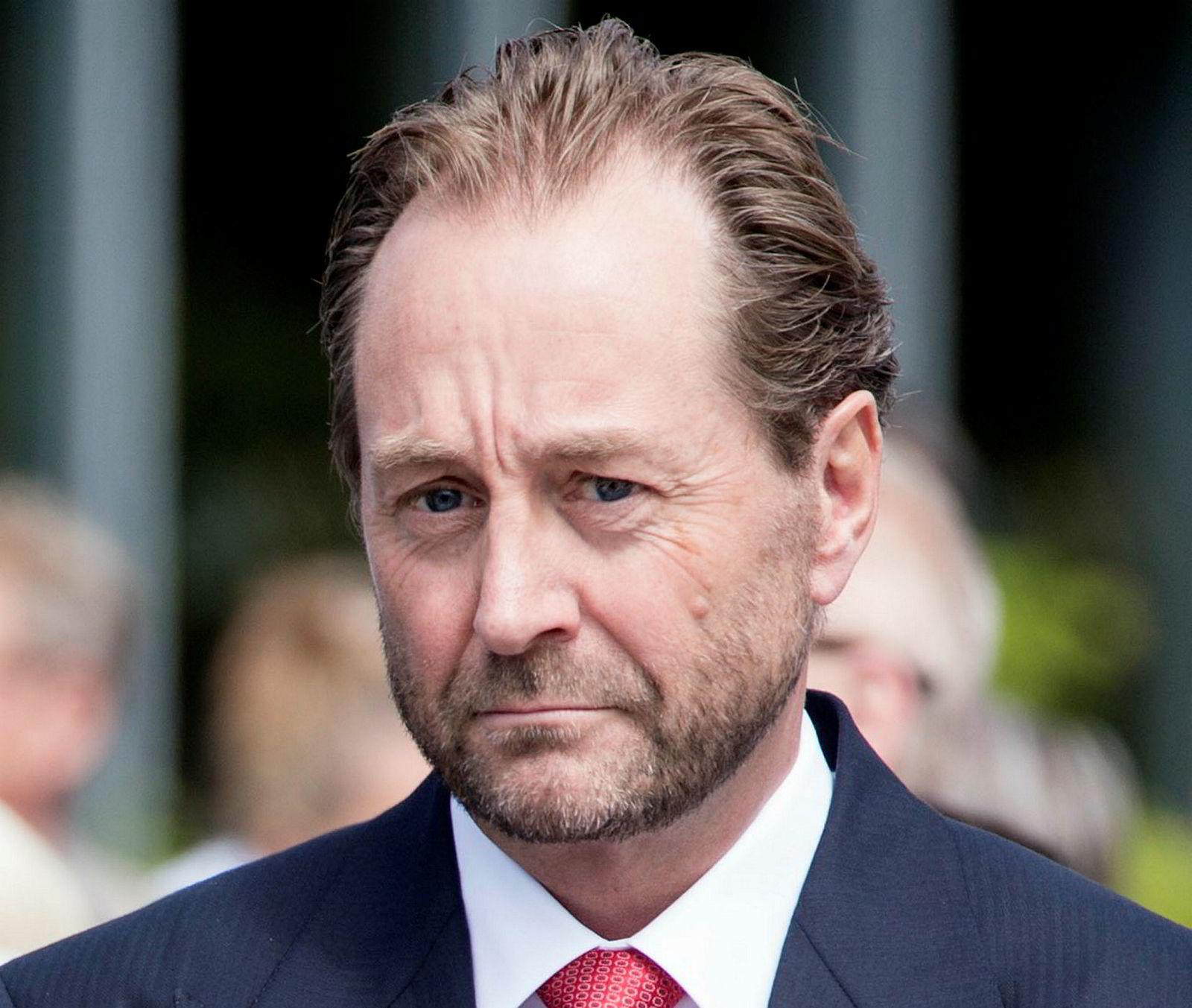 Kjell Inge Røkke, styreleder og hovedeier i Aker.