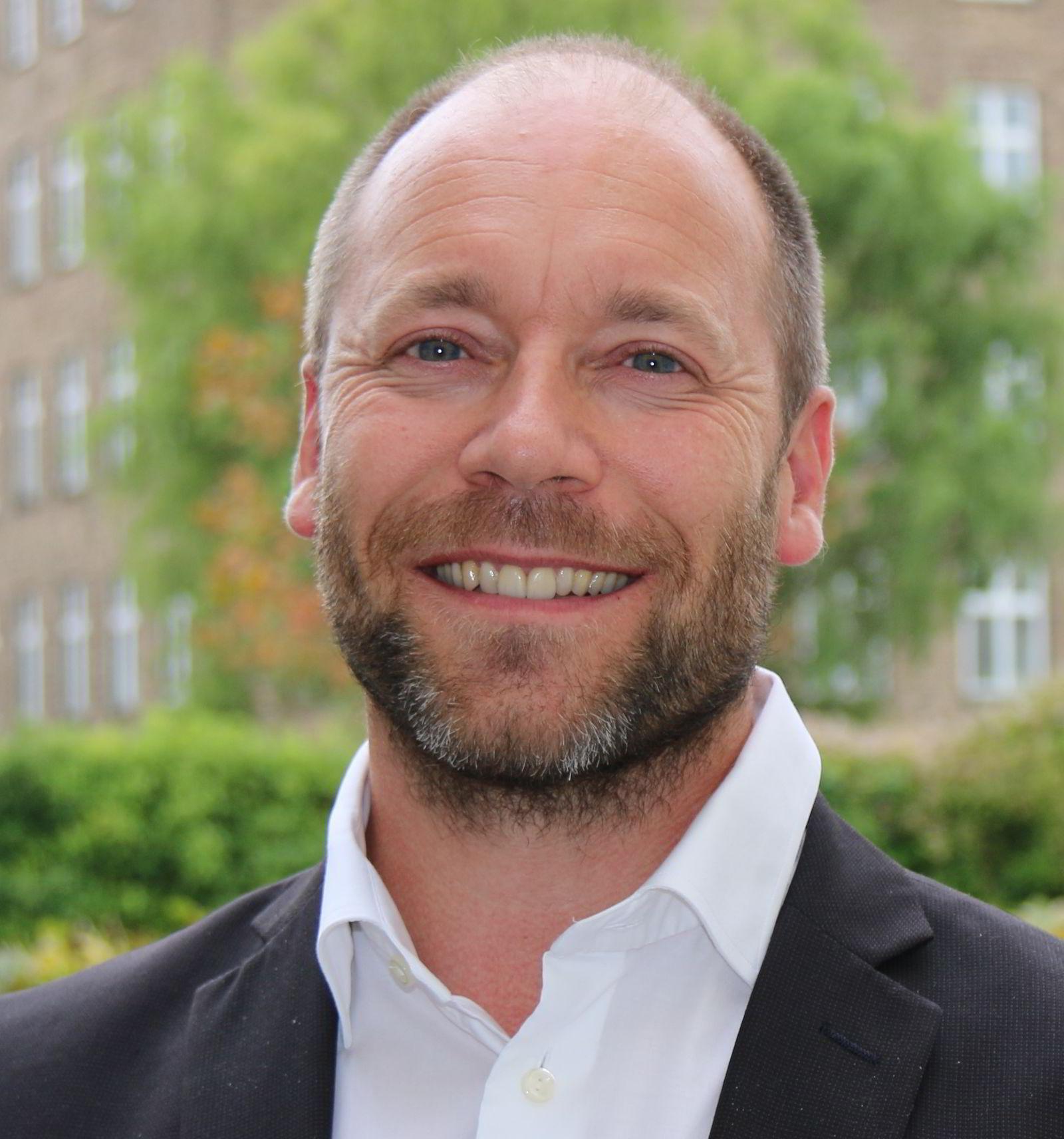 Dekan Espen Gressetvold ved NTNU Handelshøyskolen i Trondheim.