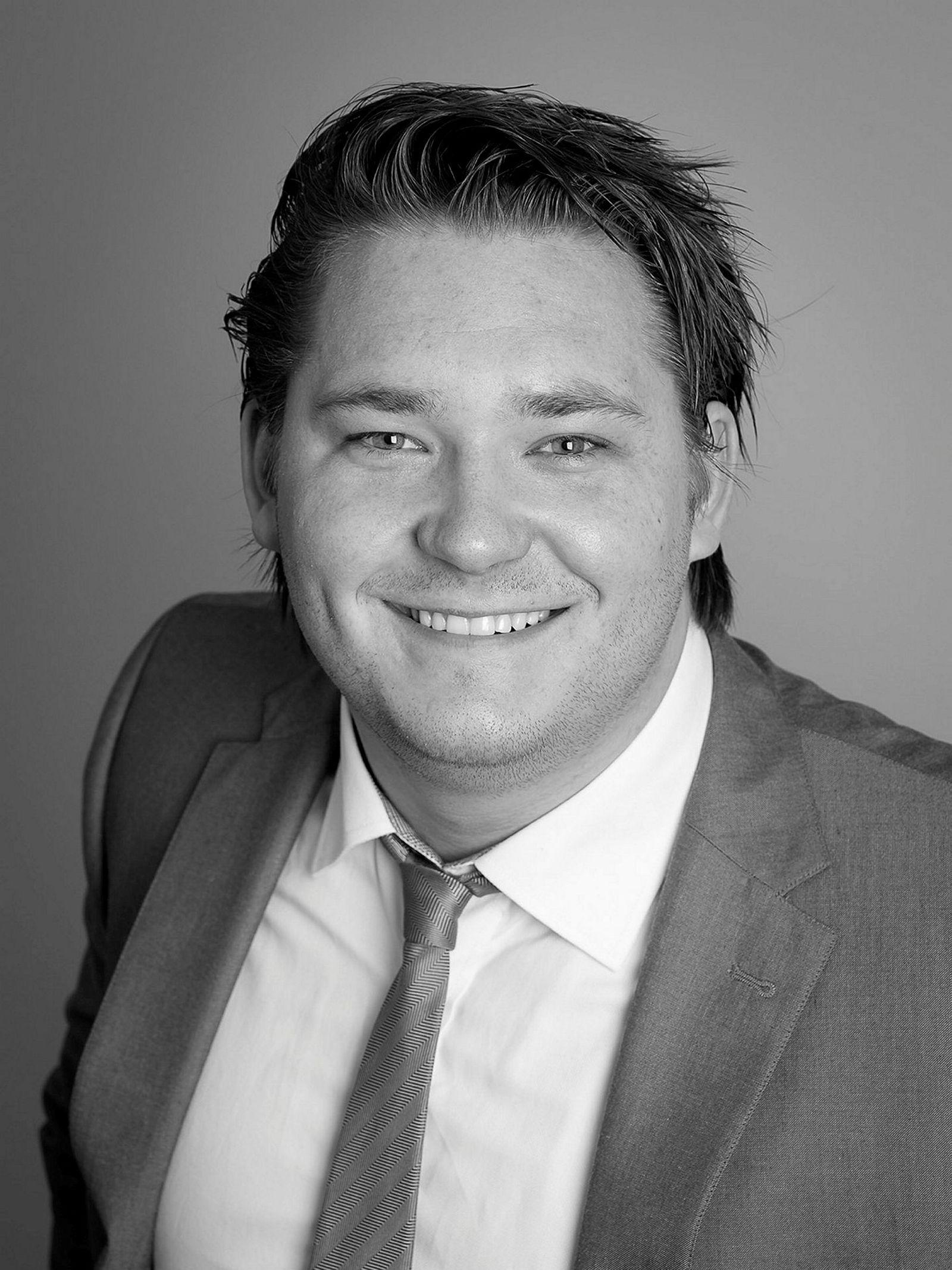 Analytiker Petter Kongslie, Sparebank 1 Markets.