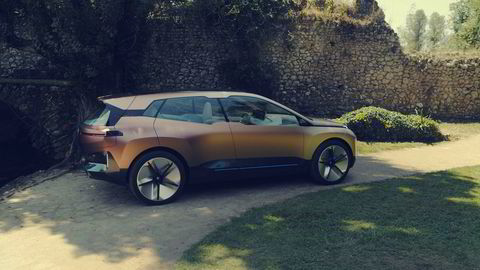 . BMW Vision iNext.