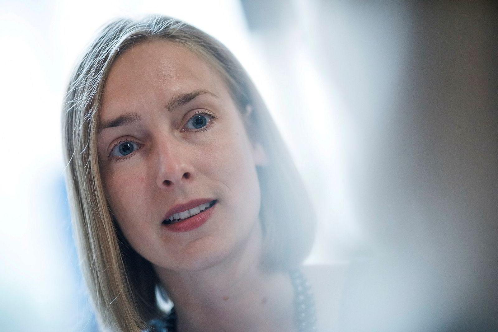 Iselin Nybø blir næringsminister.