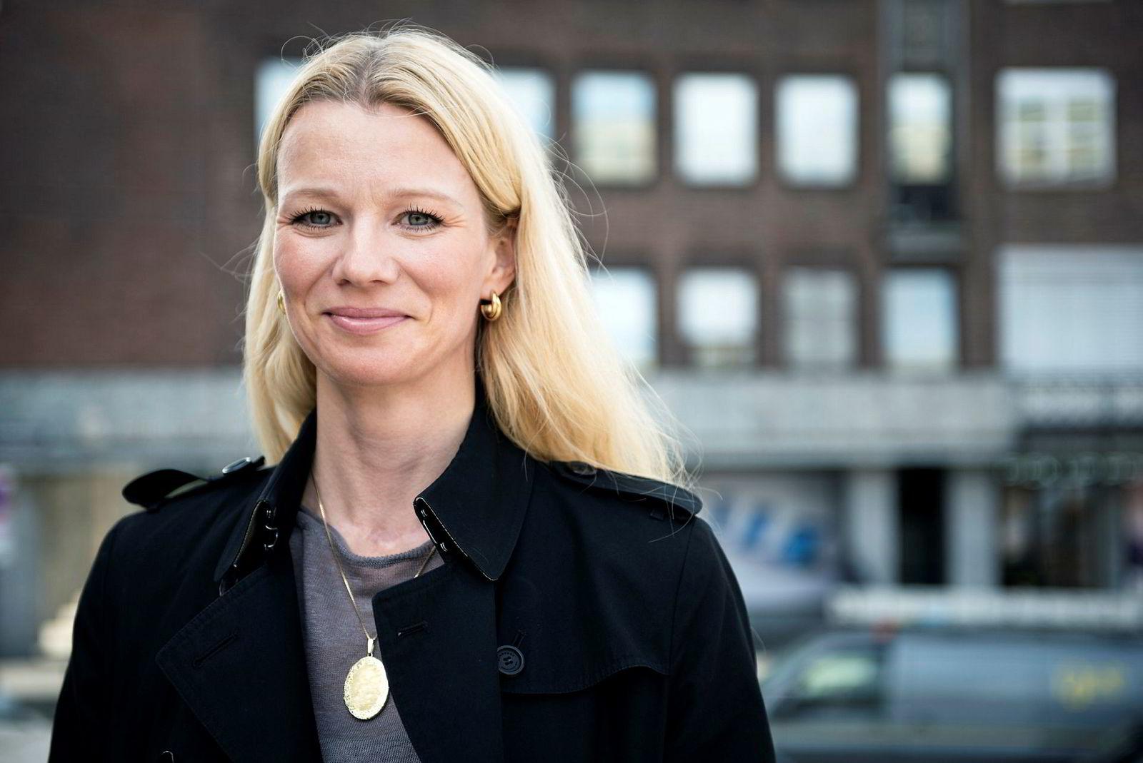 Kari Due-Andresen, sjeføkonom i Handelsbanken.