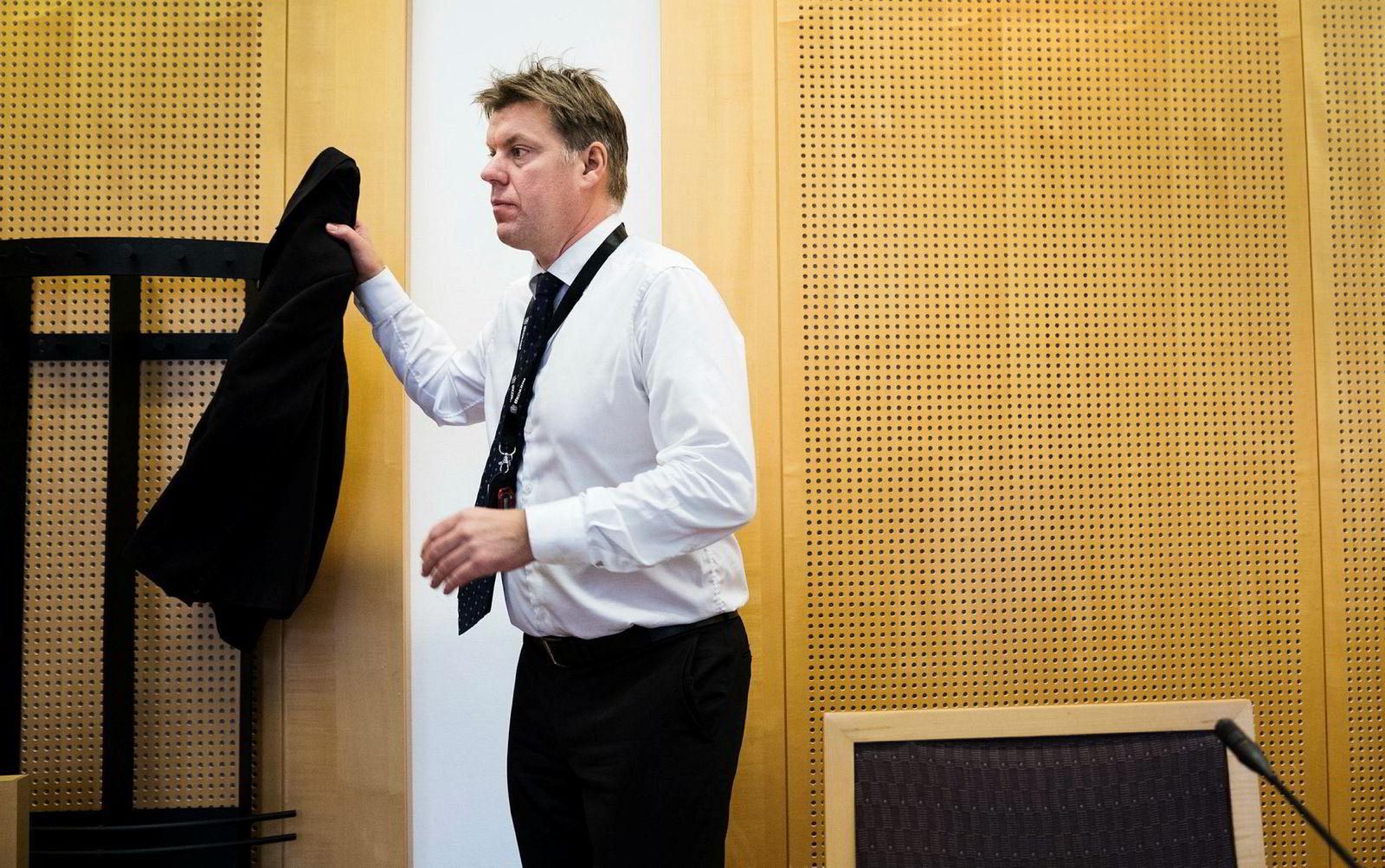 – Dette er et av de største underslagene vi noen gang har sett, sier førstestatsadvokat Geir Kavlie i Økokrim.