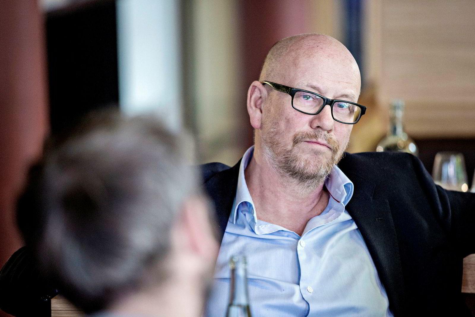 Reklametopp Kjetil Try har laget flere av Arbeiderpartiets reklamekampanjer.