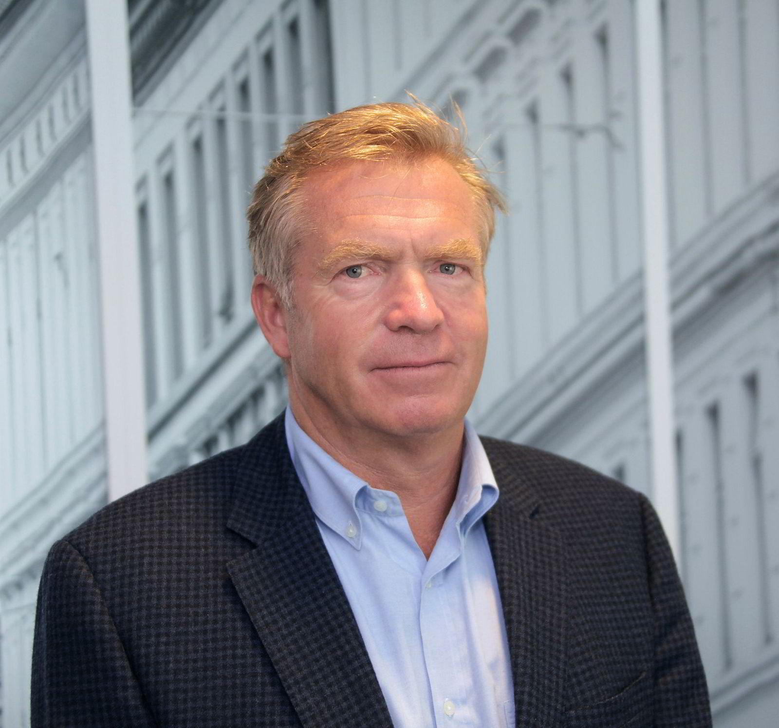 Petter Førde, leder Norsk Pilotforbund.