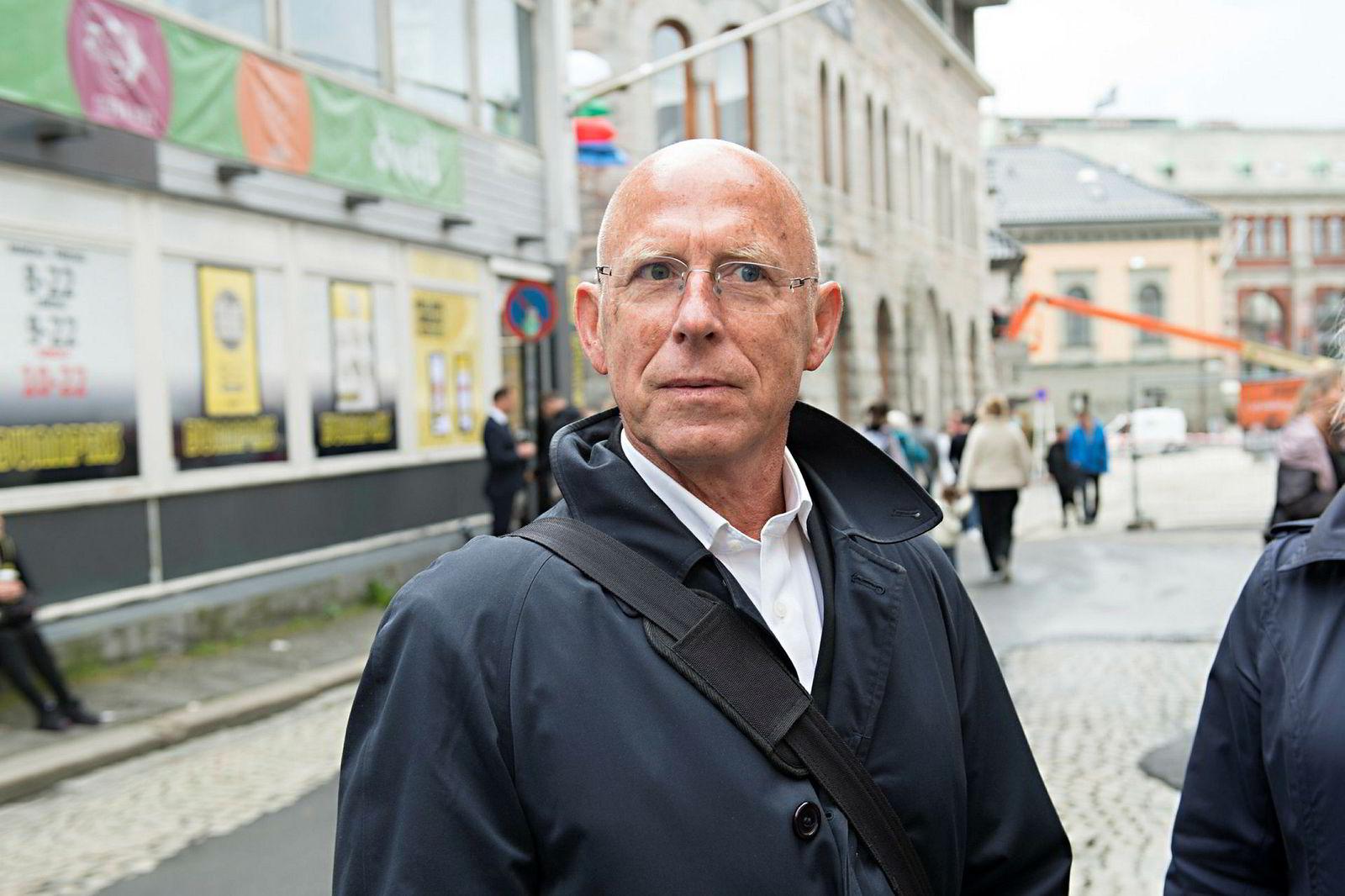 Tidligere BA-redaktør Olav Terje Bergo.