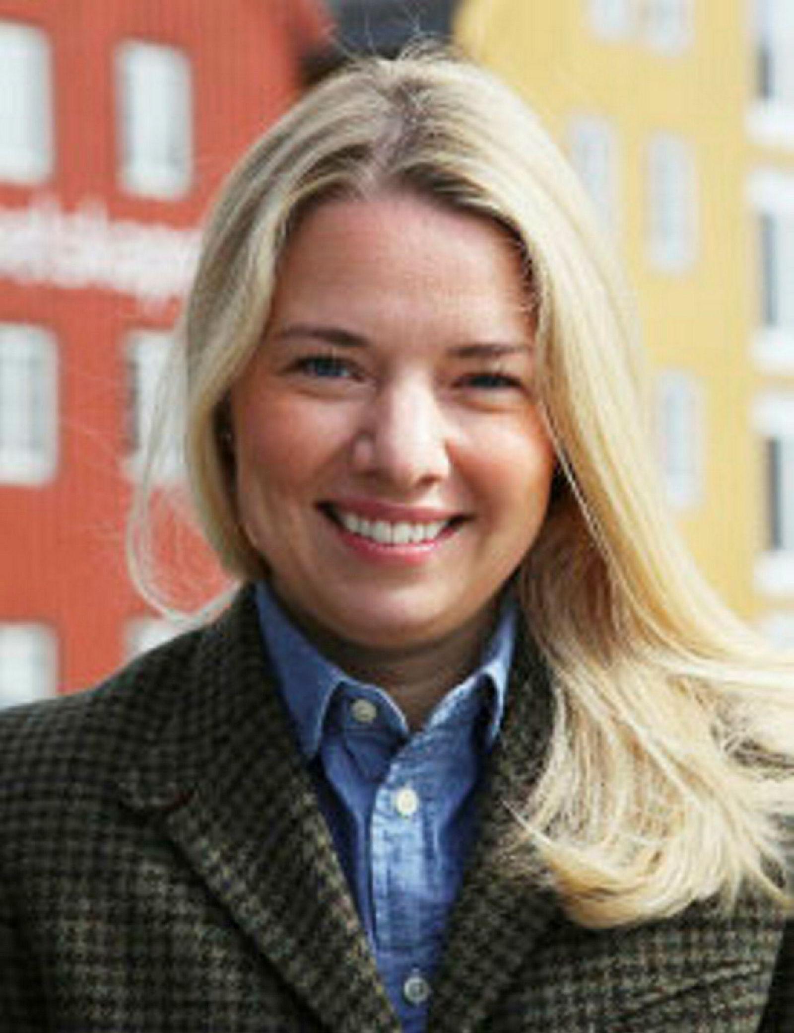 Victoria Braathen er eksportutsending i Kina for Norges sjømatråd.