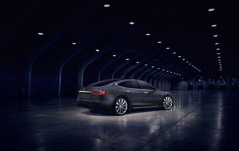 Alle foto: Tesla Motors