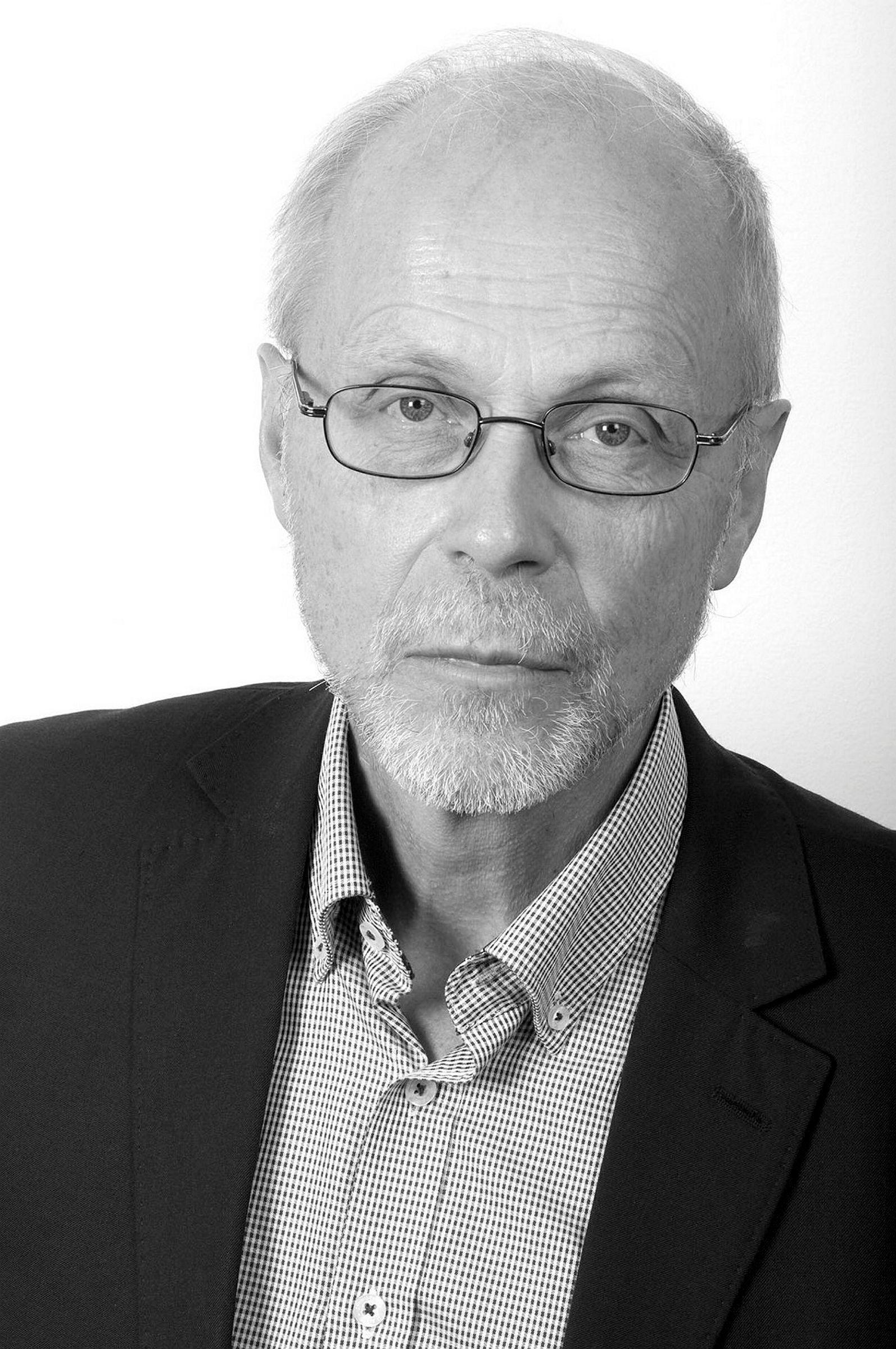 Anders Elverhøi, pensjonert professor.
