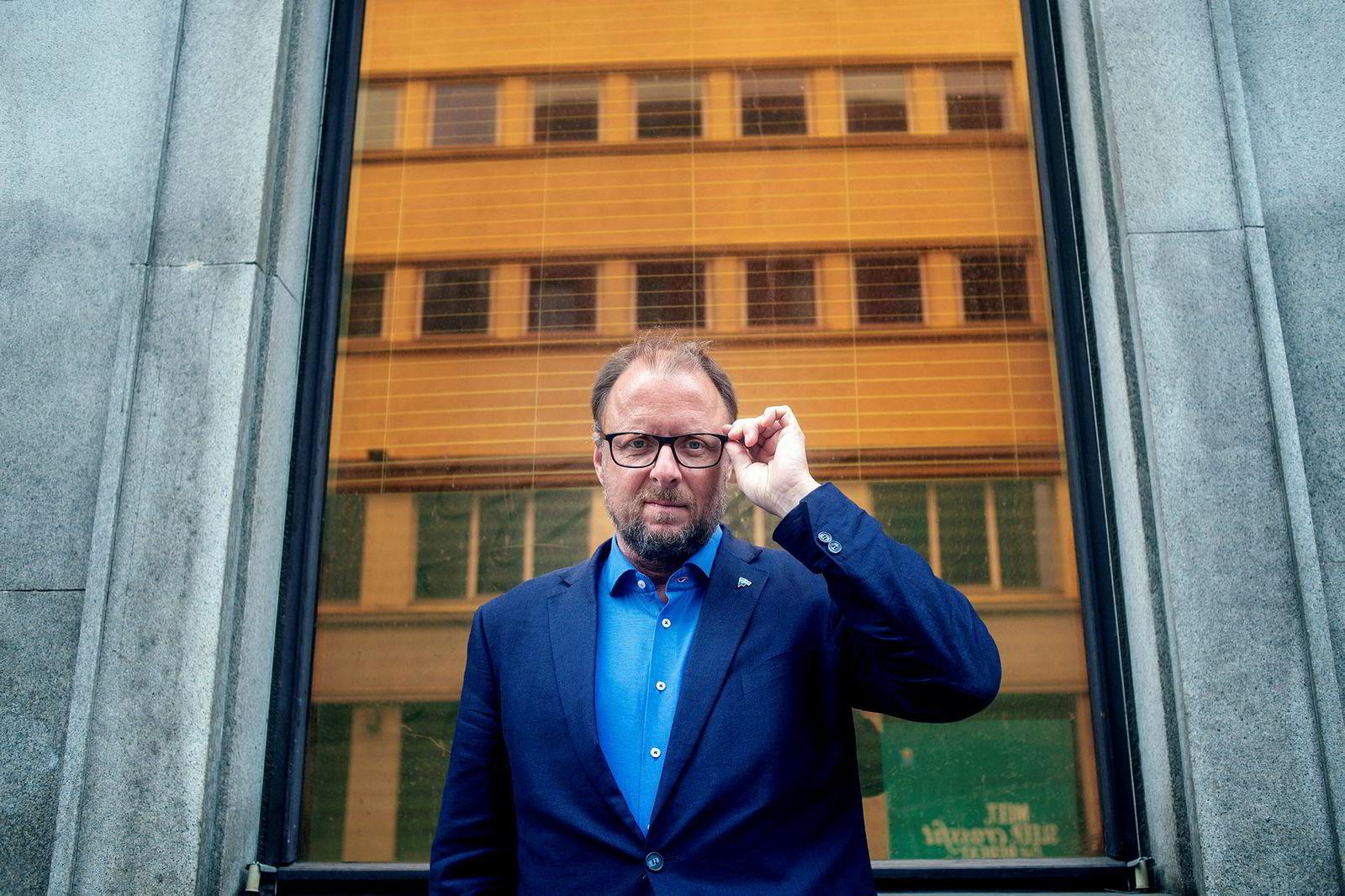 Fagdirektør for bolig i Forbrukerrådet, Olav Kasland.