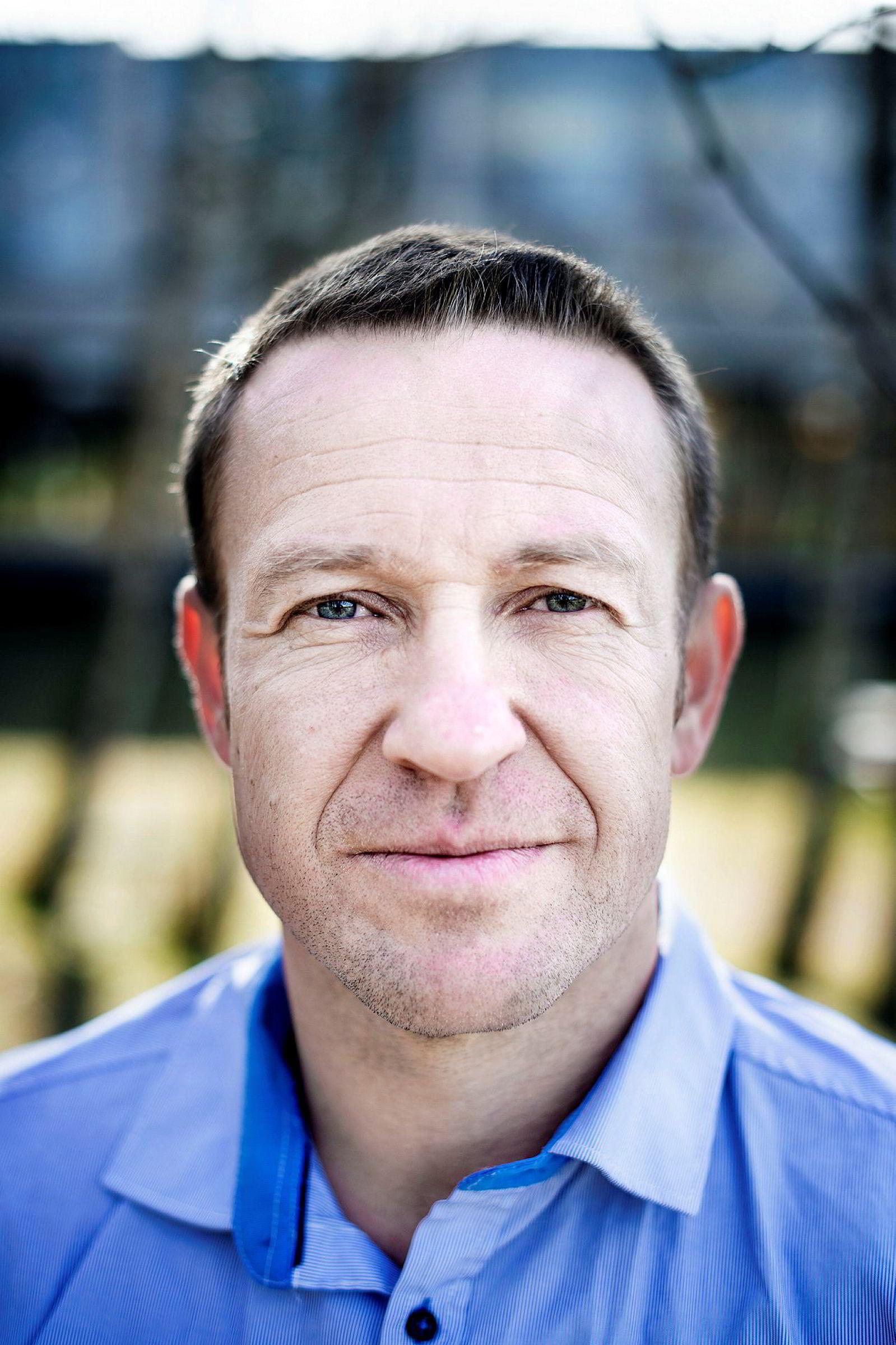 Truls Raastad, professor ved Norges idrettshøgskole.