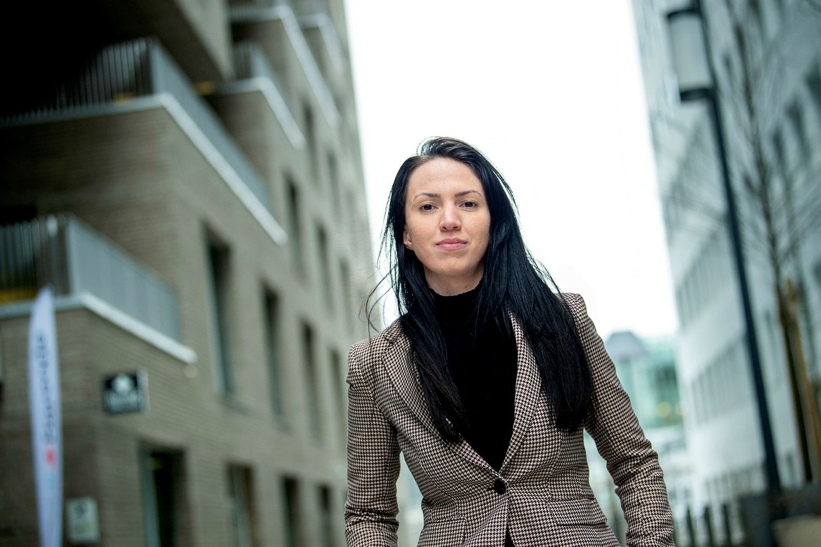 Alina Dobrica i DNB Asset Management.