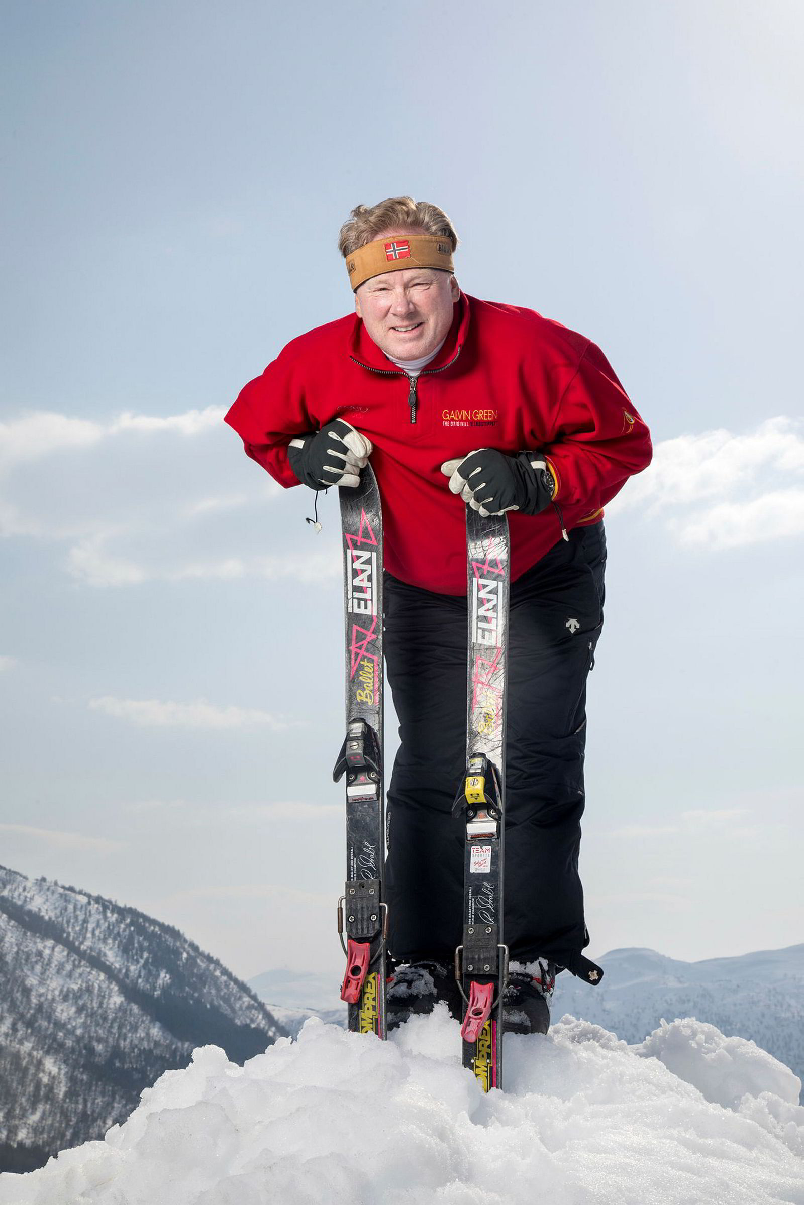 Rune Kristiansen er tidenes norske skiballett-utøver. Han har blant annet OL-medaljer, VM-gull, verdenscupseire og kongepokaler på samvittigheten.