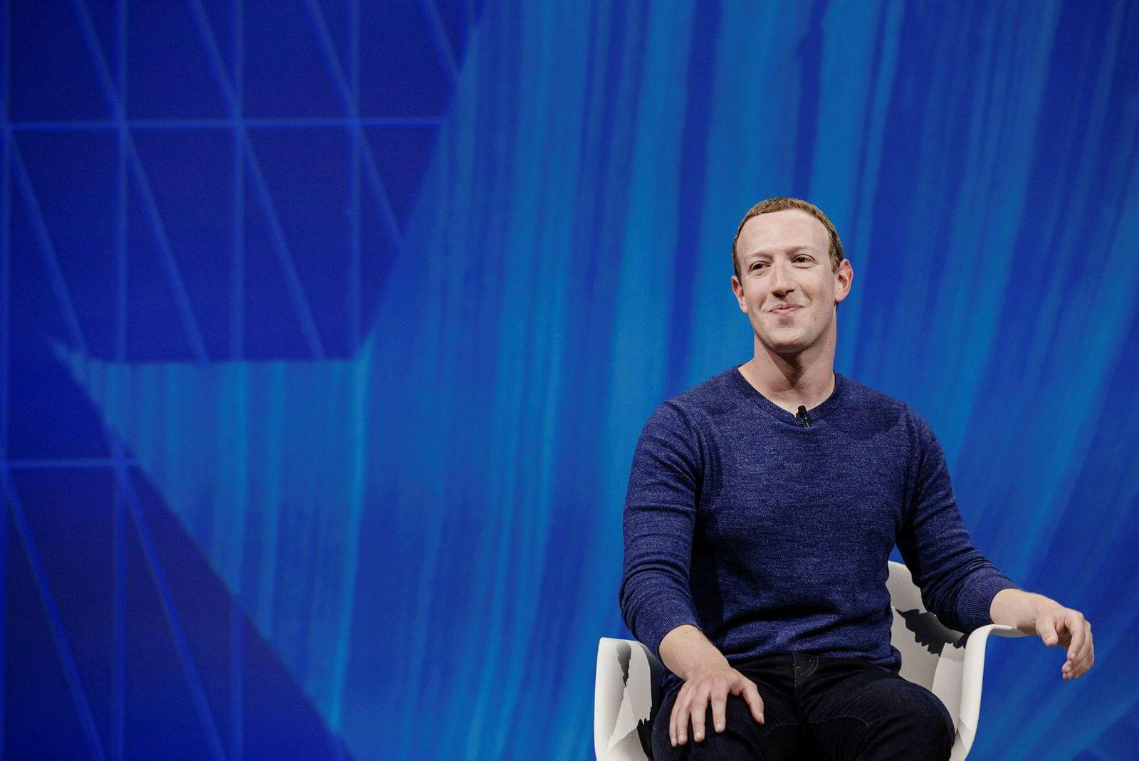 Aksjen hentet seg inn etter et fall på fem prosent da det ble kjent at gründer og toppsjef Mark Zuckerberg blir stadig mer aggressiv i sin lederstil.