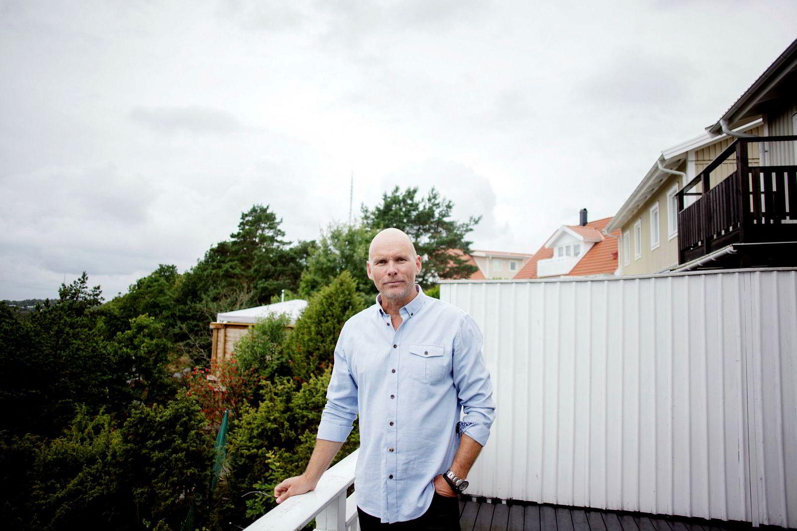 Roger Nymo har ledet aksjonæropprøret i Oceanteam, og fikk i dag full støtte i Bergen tingrett.