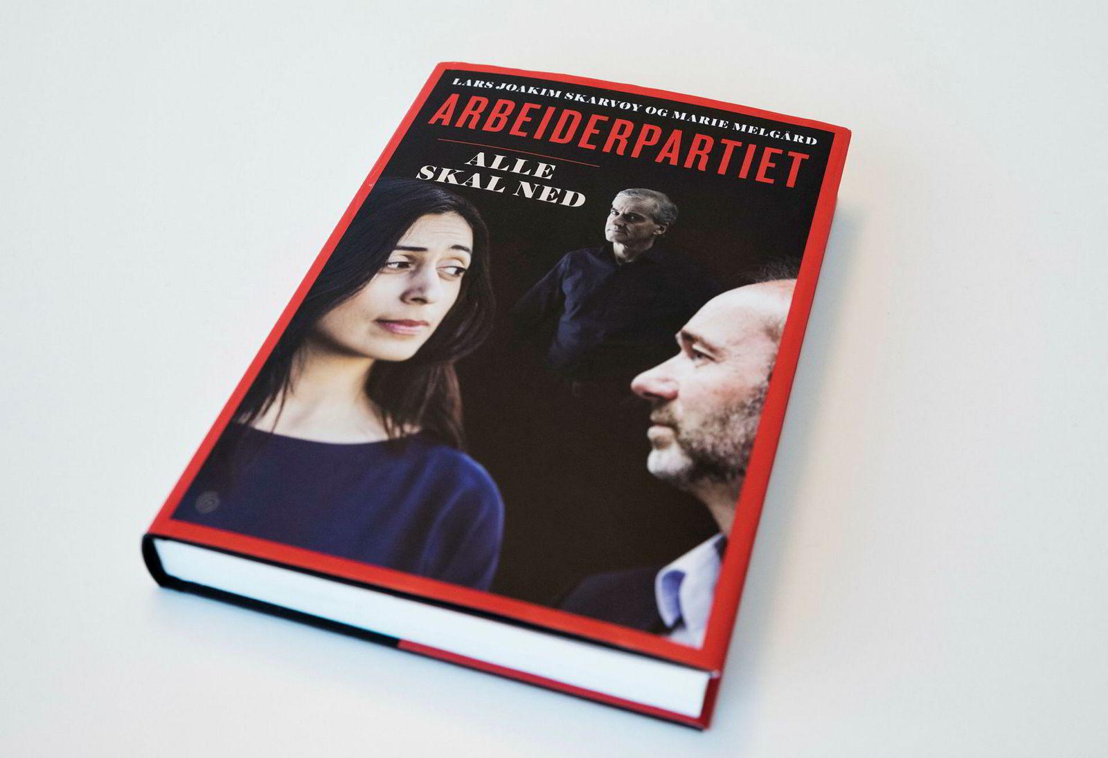 Arbeiderpartiet alle skal ned, av Lars Joakim Skarvøy og Marie Melgård