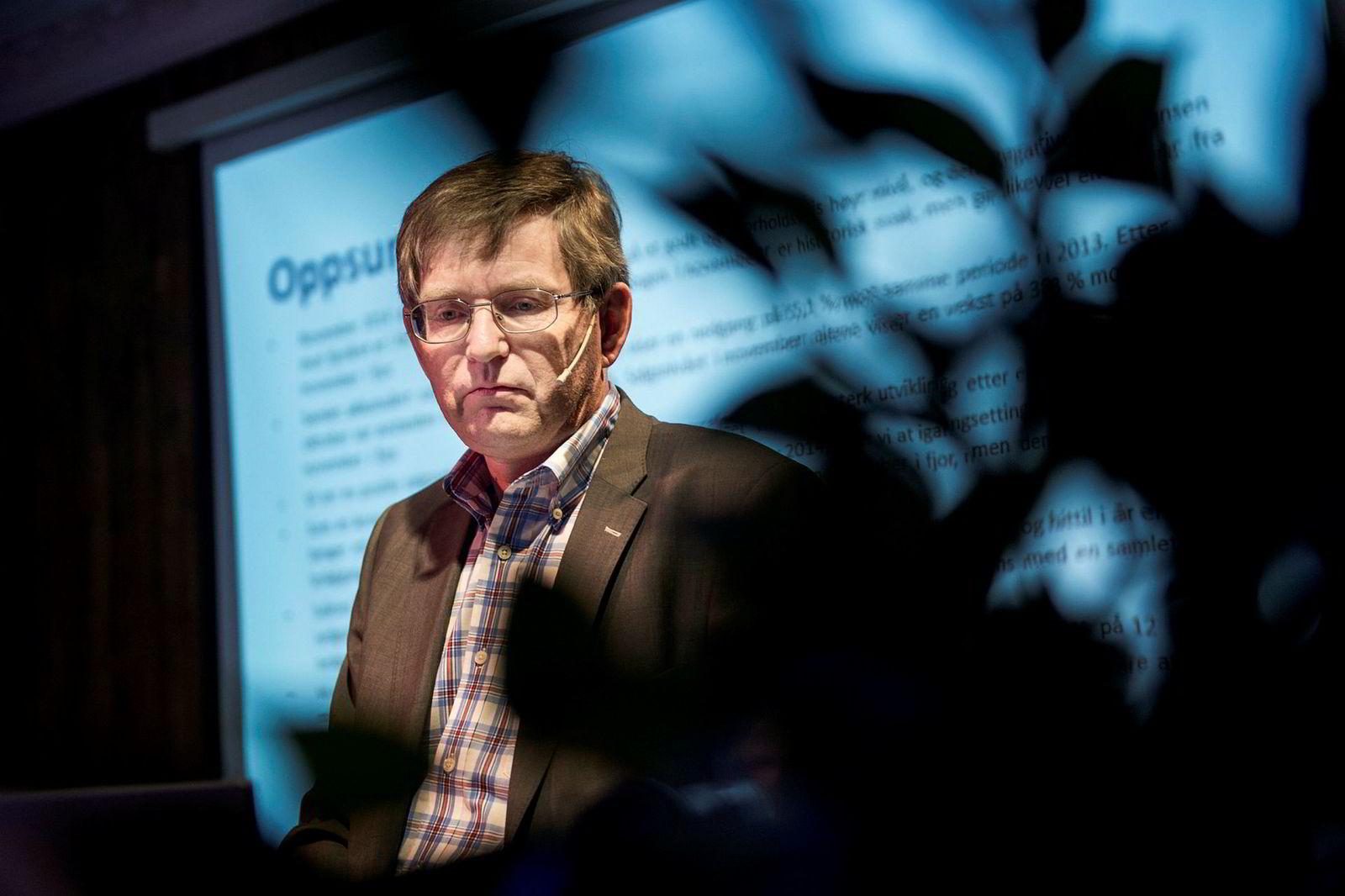 Administrerende direktør Per Jæger i Boligprodusentenes Forening poengterer at det i dag er for lite ledig areal til utbyggerne, og at det er viktig med planlegging fra myndighetenes side.