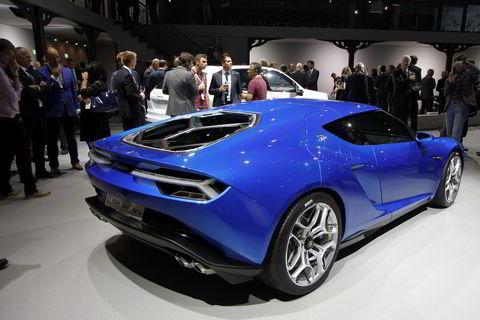Lamborghini Asterion.