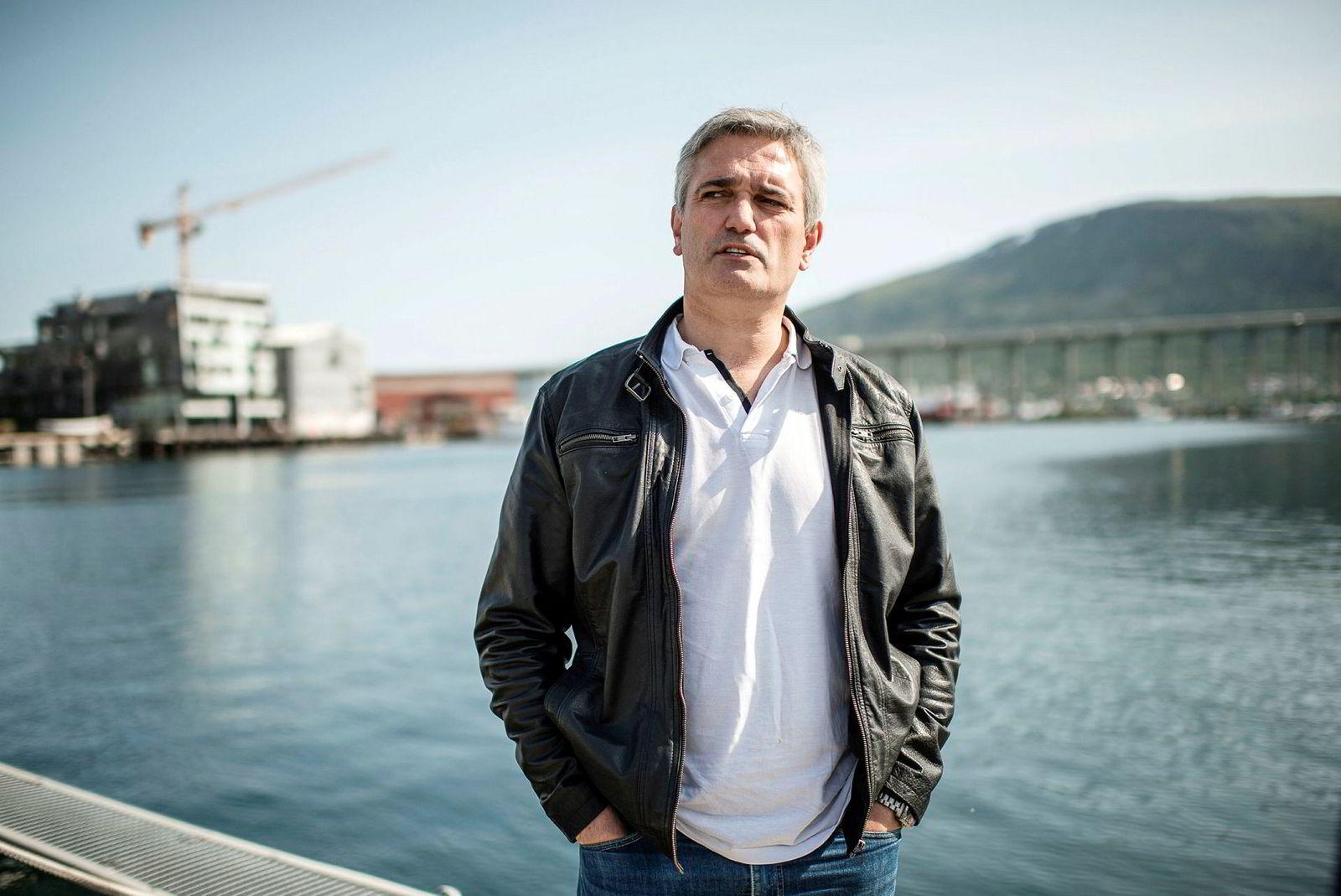 – De høye lakseprisene har berget næringen gjennom den ekstreme kostnadsøkningen, sier daglig leder i Wilsgård Fiskeoppdrett på Senja i Troms, Fredd Wilsgård.