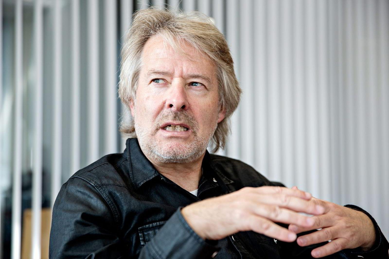 VG-sjef Torry Pedersen