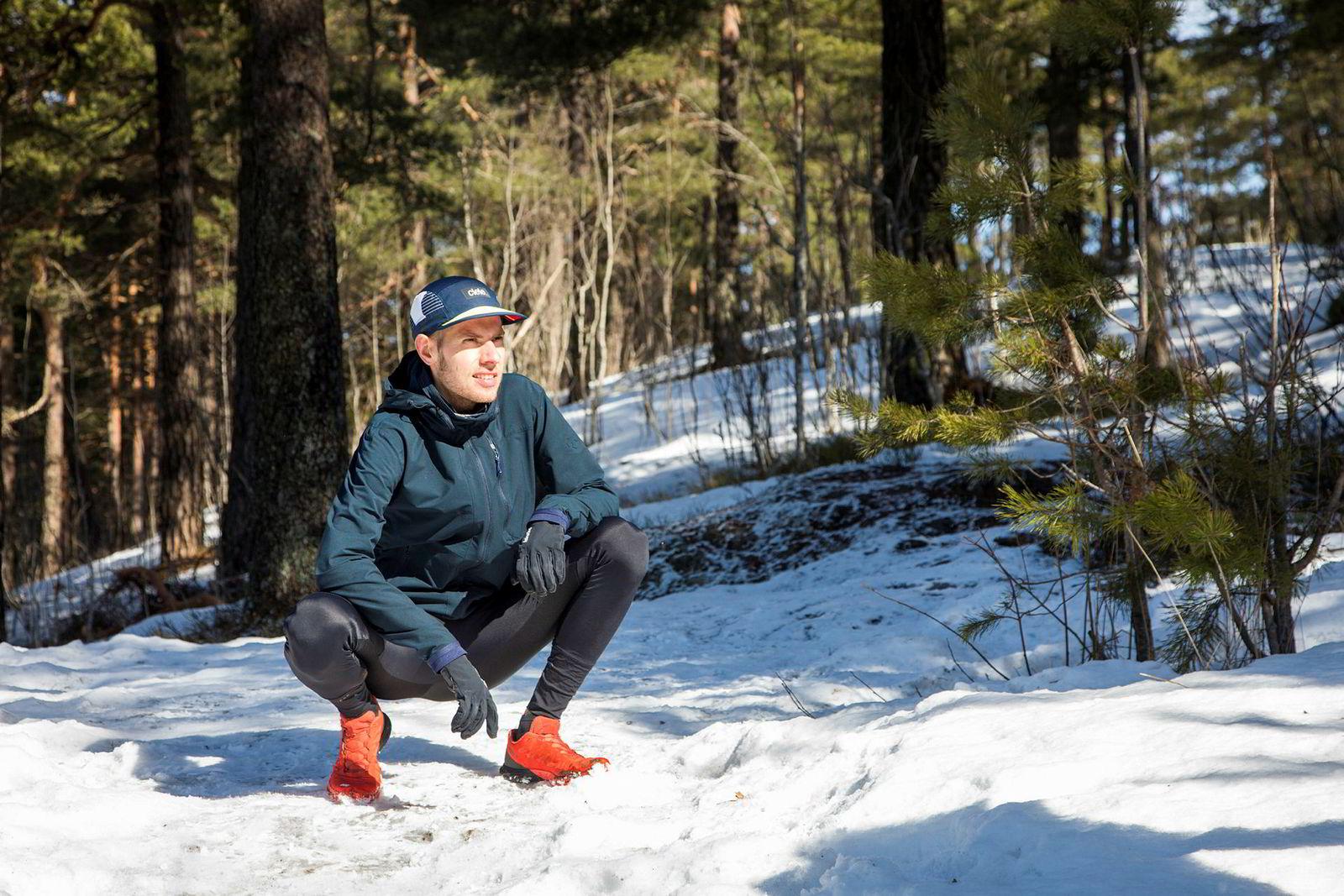 Smedsrød mener han har fått mye igjen for det han opplevde blant noen av verdens beste langdistanseløpere i Etiopia i februar. Selv begynte den tidligere skøytesprinteren å løpe fjelløp for under tre år siden.