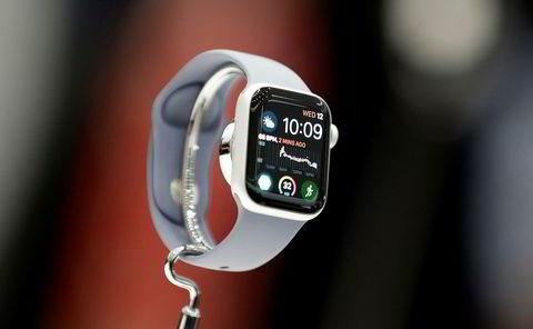Apple Watch 4 har over 30 prosent større skjerm enn forgjengeren, uten at hele klokken blir særlig større.