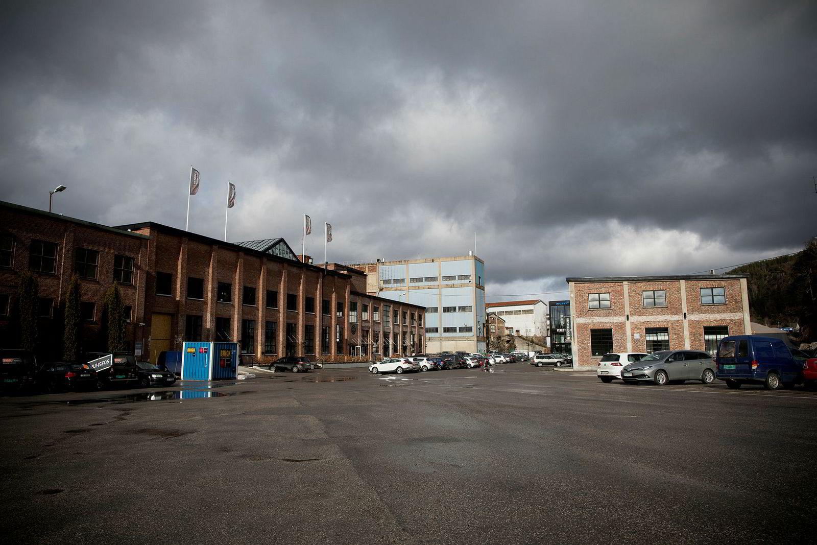 Papirfabrikken på Hunsøya gikk konkurs i 2011, etter 125 år.