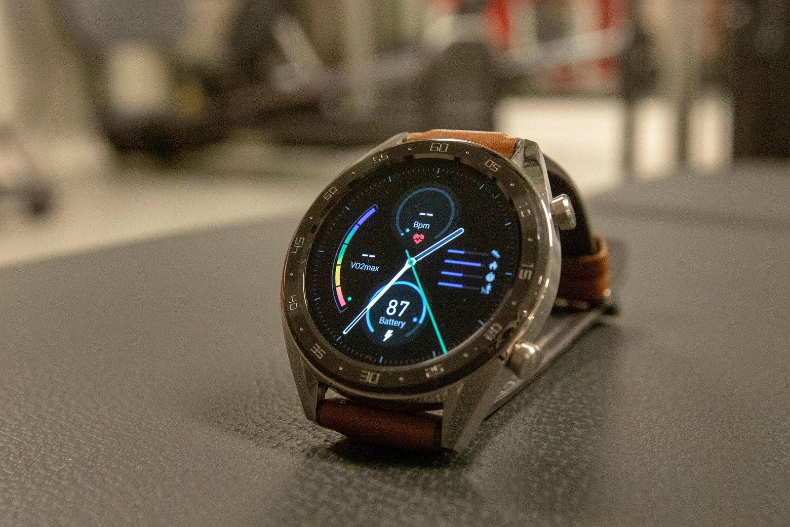 Huawei Watch GT støtter ikke tredjepartsapper og kan ikke dele data med så mange andre tjenester.