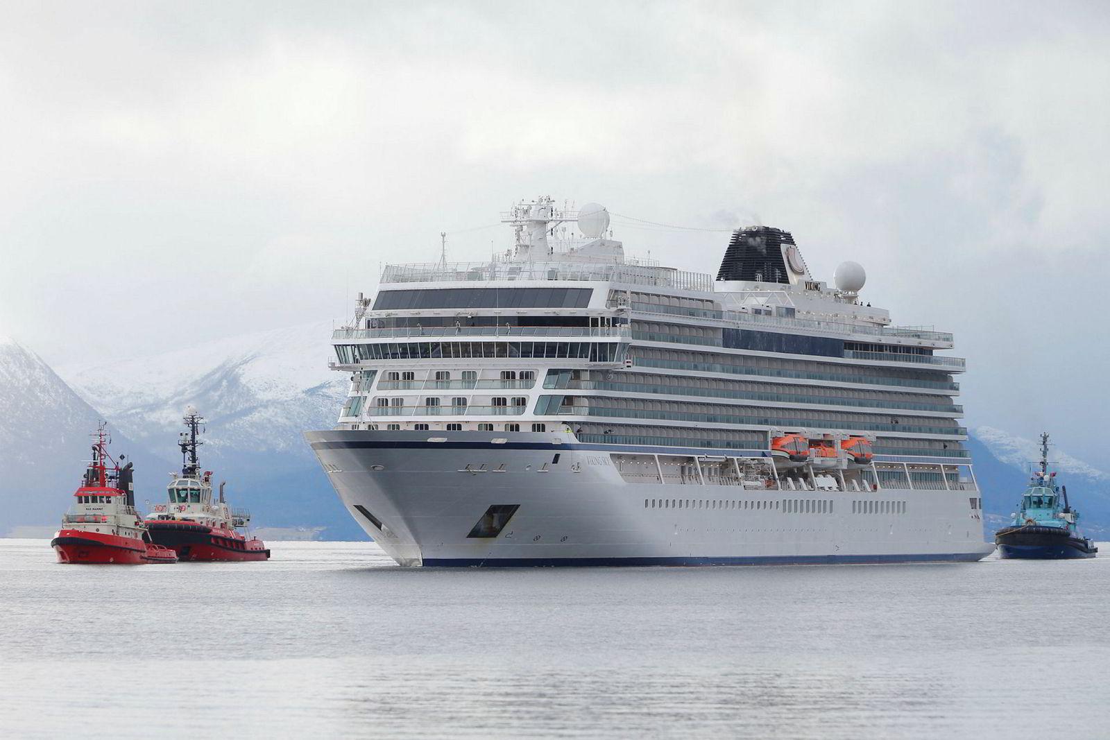 Torstein Hagens rederi Viking cruises er mest kjent for sine 60 elveskip som går i kanaler rundt om i Europa, men rederiet eier også seks cruiseskip som både går europeisk farvann og på andre kontinenter