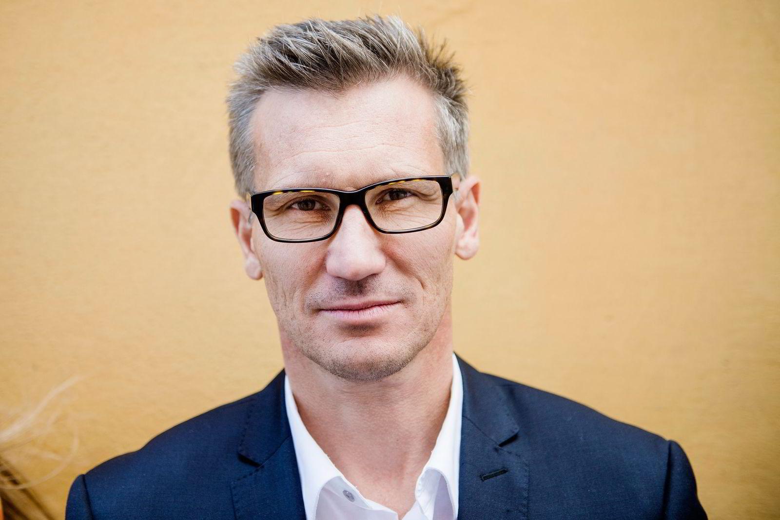 Datatilsynets Bjørn Erik Thon tror mange ikke er klar over hva som skjer med brukerdataene. Foto:Hampus Lundgren