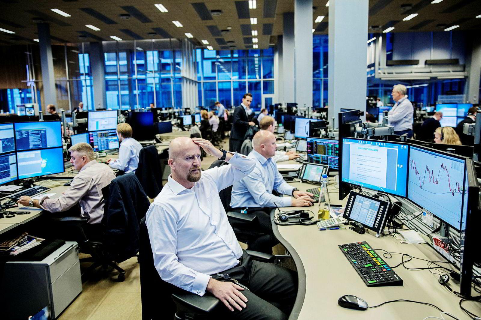 Oljeanalytiker Torbjørn Kjus i DNB Markets er ikke overrasket over at USA skal ha spurt Opec-land om å øke oljeproduksjonen.
