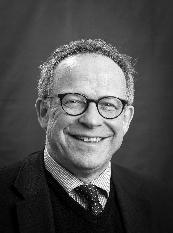 Lars Peder Brekk, direktør for Brønnøysundregistrene