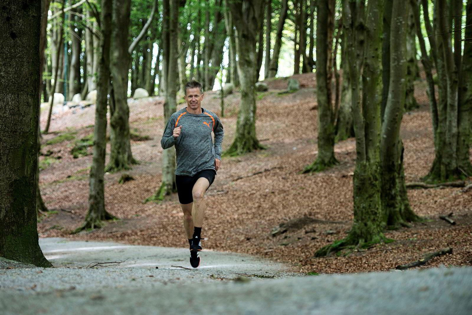 Knudsen-klyv: – Jeg kjører bakkedrag gjerne etter langturer og etter kortere restitusjonsøkter. Ofte tar jeg slike drag også dagen før jeg skal gjøre intervaller. Dette for å «preppe» musklene til neste dag, sier Knudsen.
